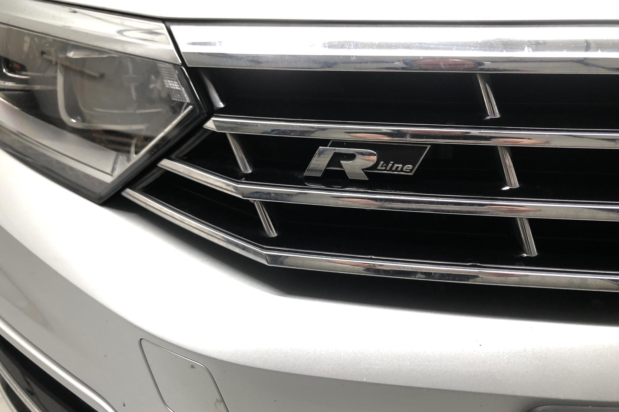VW Passat 2.0 TDI 4MOTION (190hk) - 89 080 km - Automatic - silver - 2019
