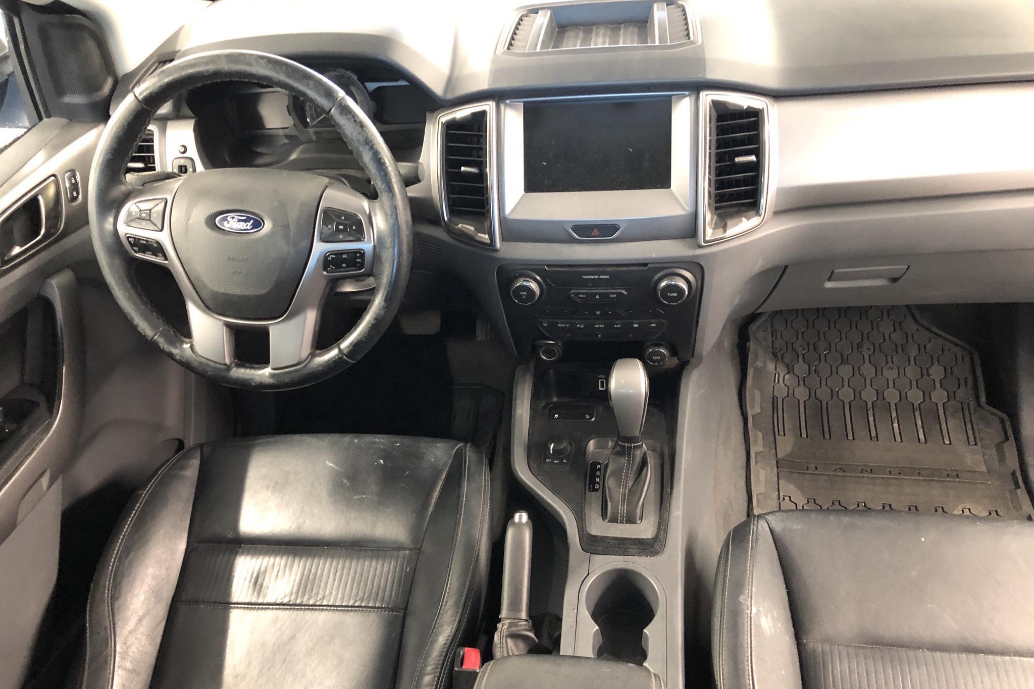 Ford Ranger 2.2 TDCi 4WD (160hk) - 103 330 km - Automatic - white - 2018