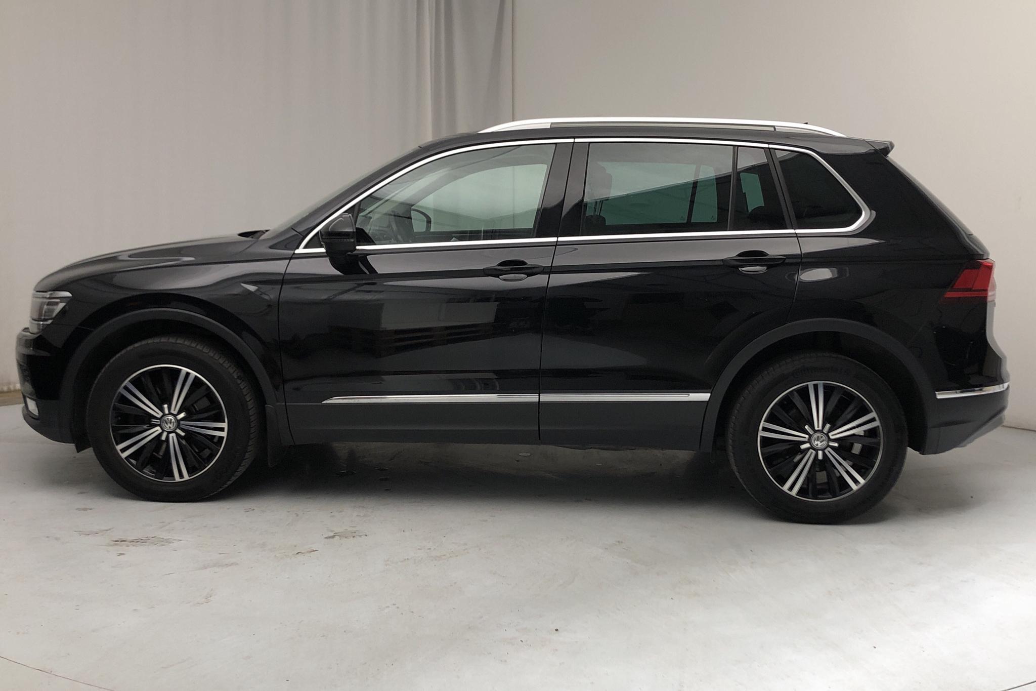 VW Tiguan 2.0 TDI 4MOTION (190hk) - 9 779 mil - Automat - svart - 2017