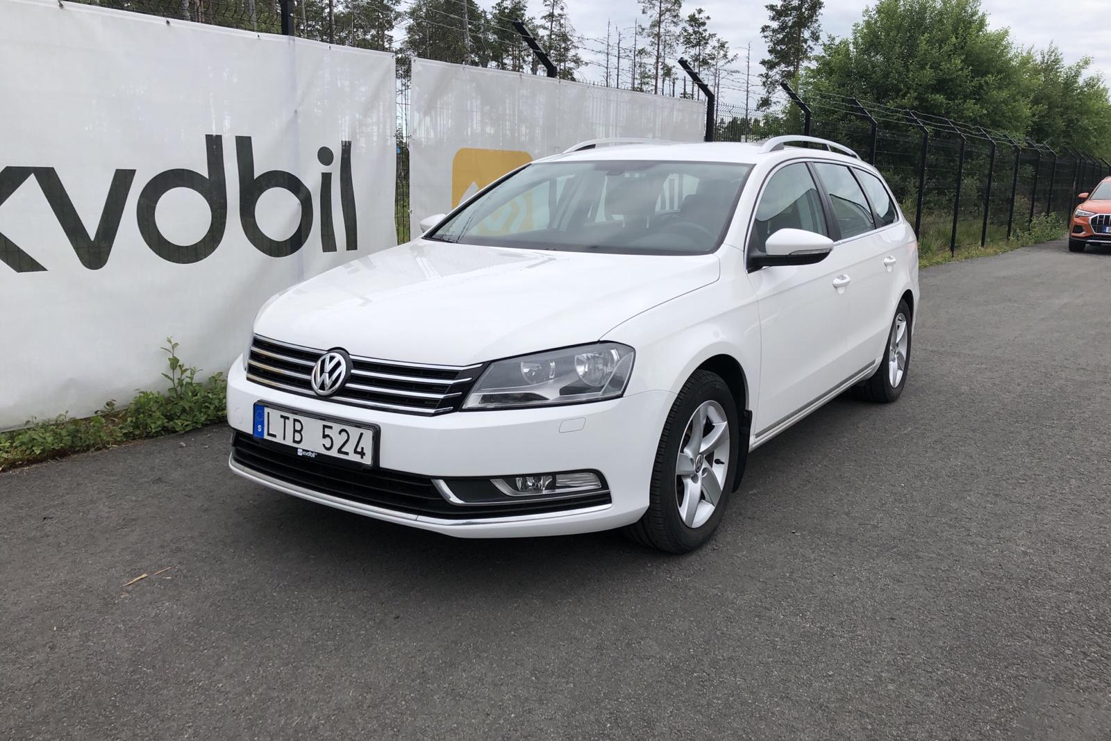 VW Passat 1.4 TSI EcoFuel Variant (150hk)
