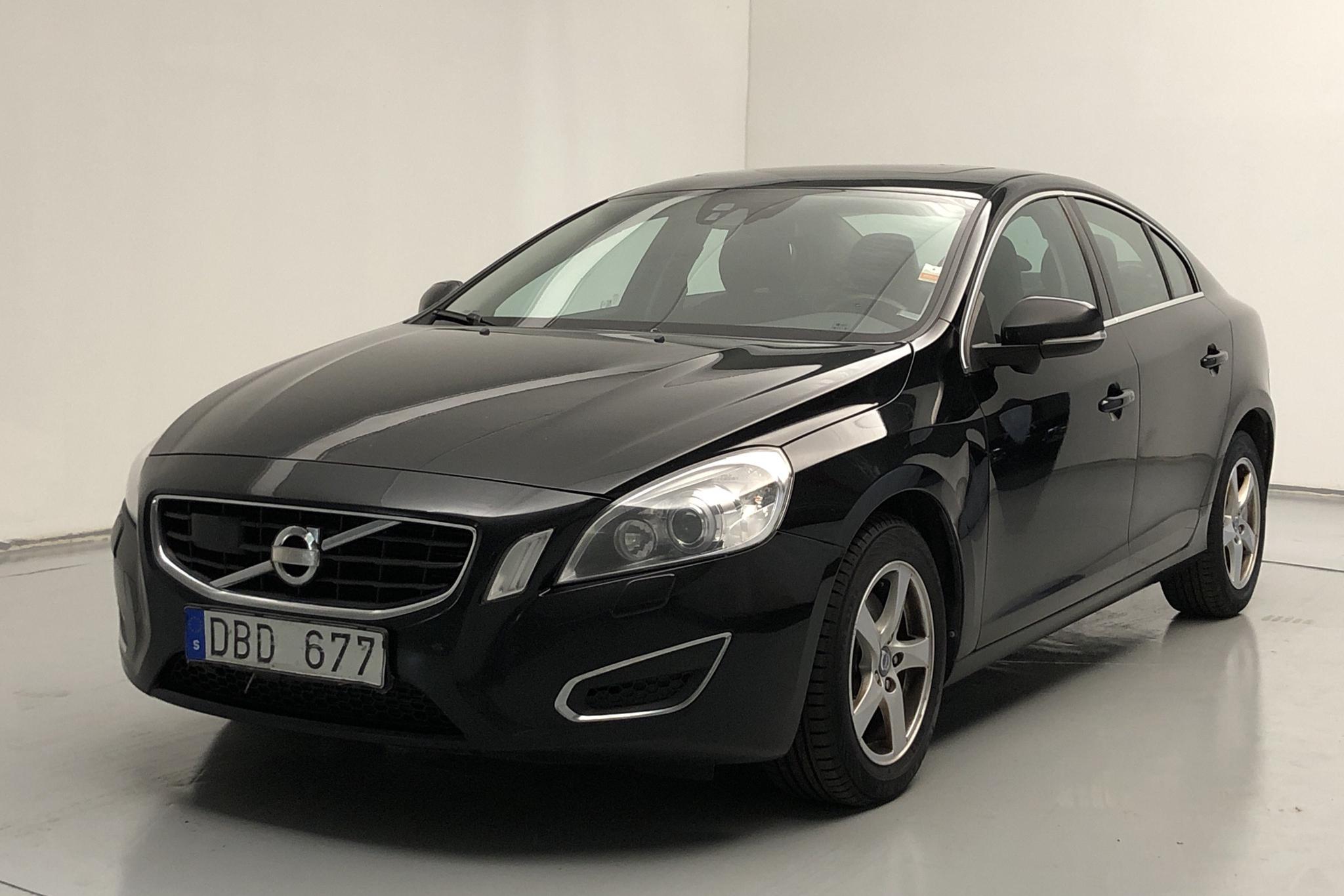 Volvo S60 D3 (163hk)