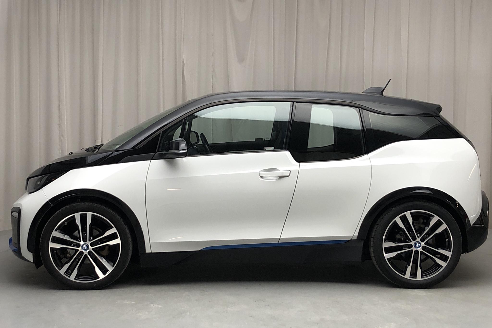 BMW i3s 120Ah, I01 (184hk) - 94 460 km - Automatic - white - 2019
