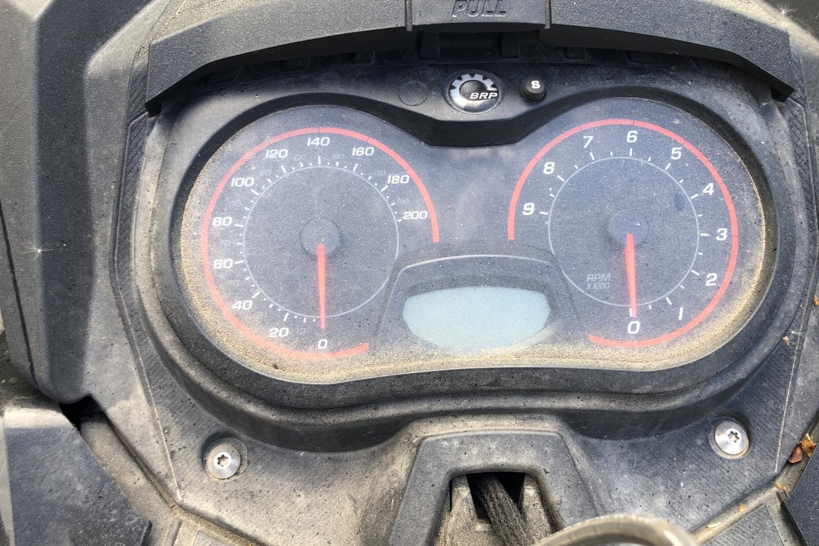 LYNX BOONDOCKER 600 E-TEC 3900 Snöskoter - 5 540 km - Automatic - 2014