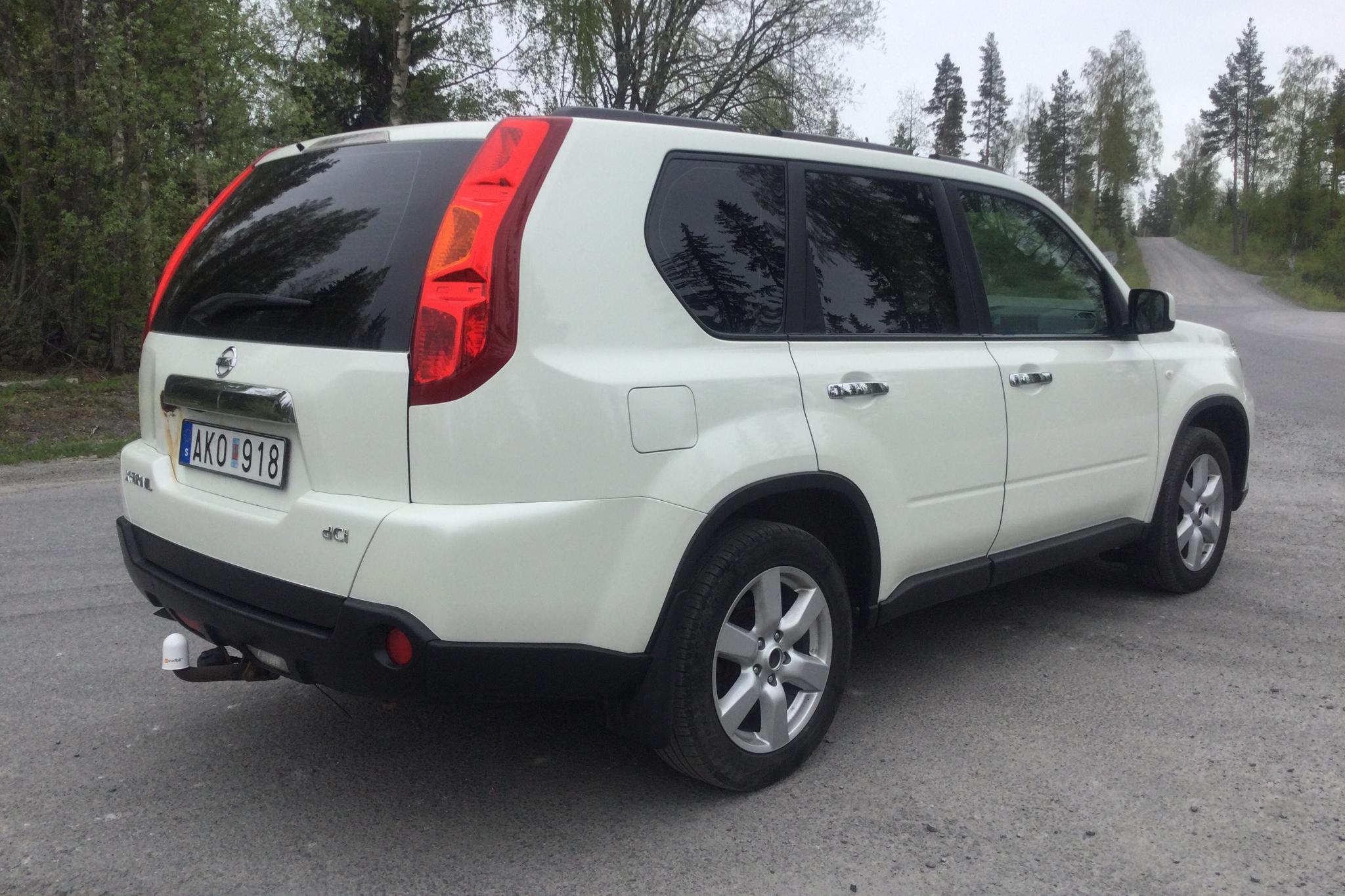 Nissan X-trail 2.0 dCi (150hk) - 29 989 mil - Manuell - vit - 2010
