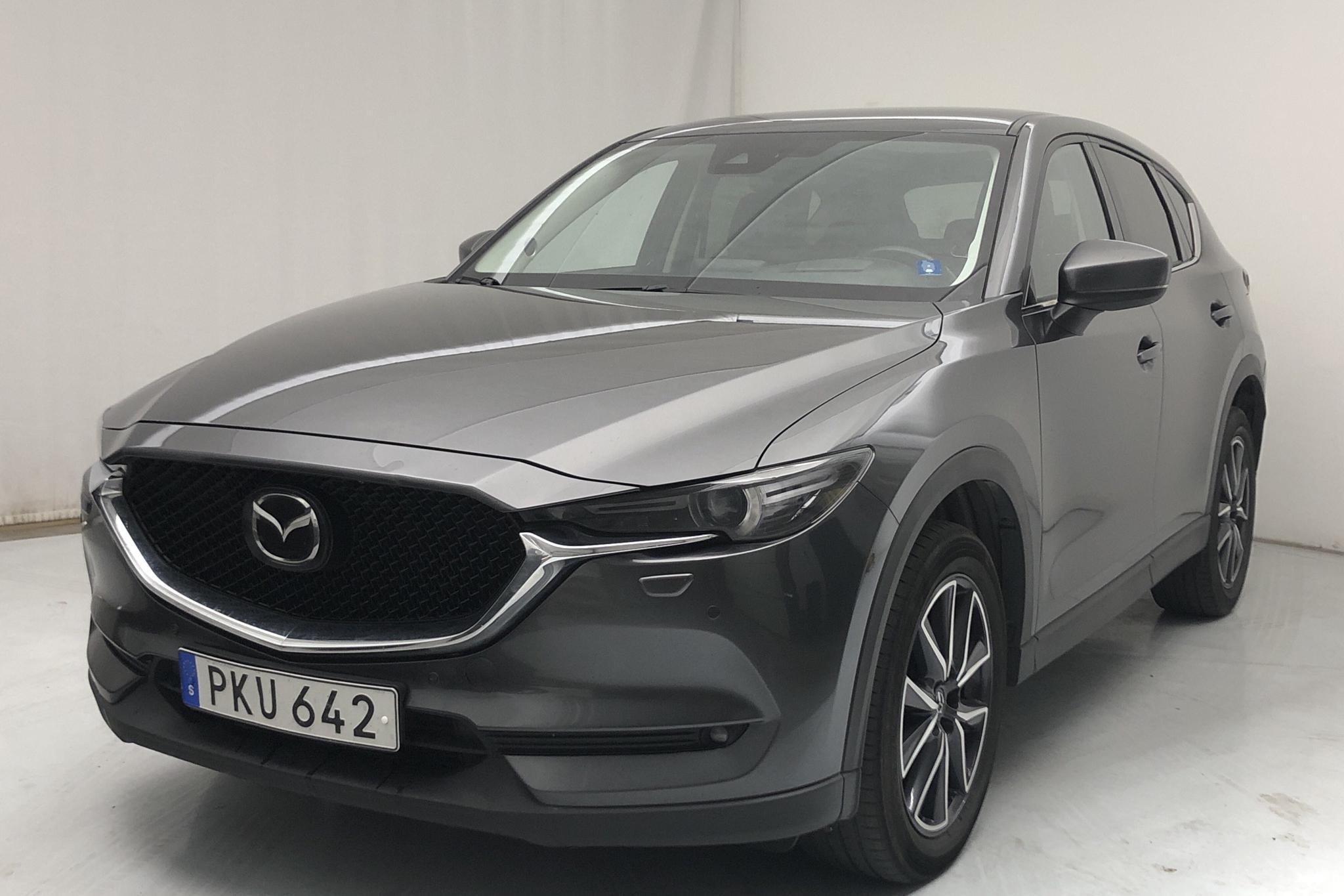 Mazda CX-5 2.2 DE AWD (175hk)