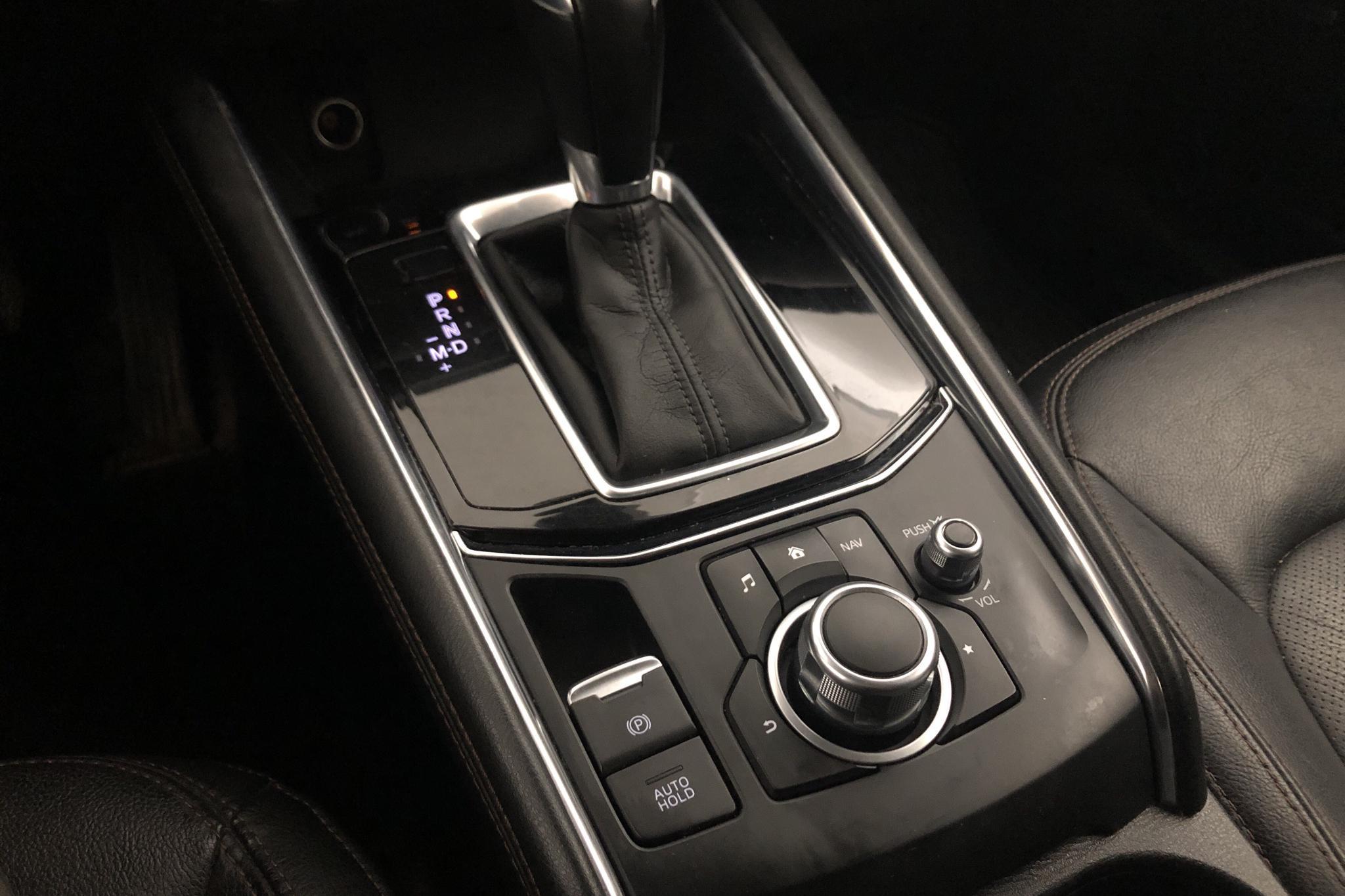 Mazda CX-5 2.2 DE AWD (175hk) - 23 812 mil - Automat - grå - 2017