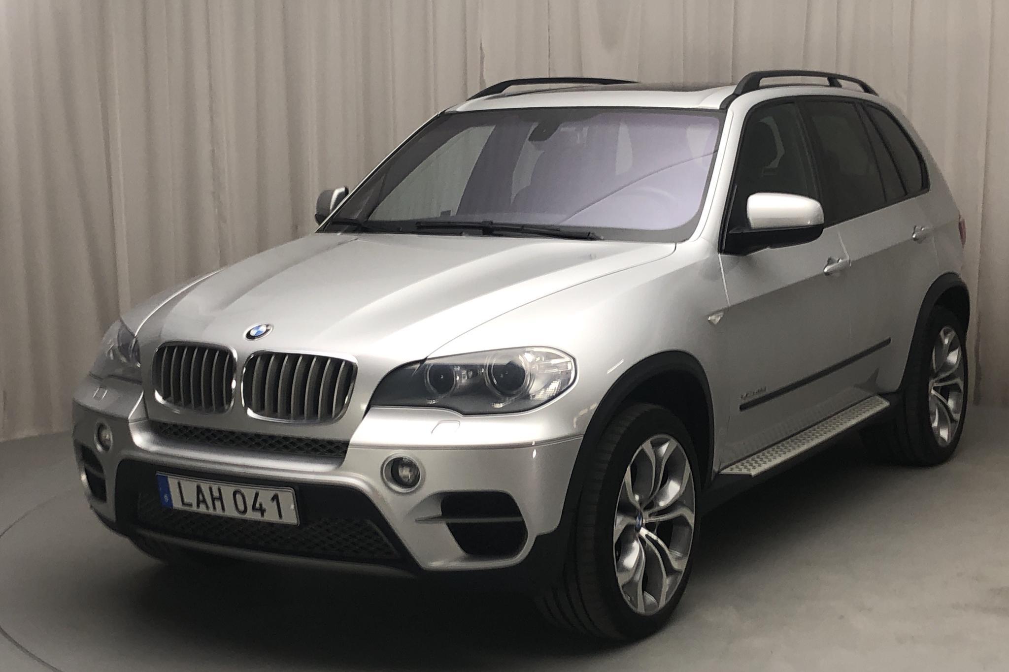 BMW X5 xDrive40d, E70 (306hk)