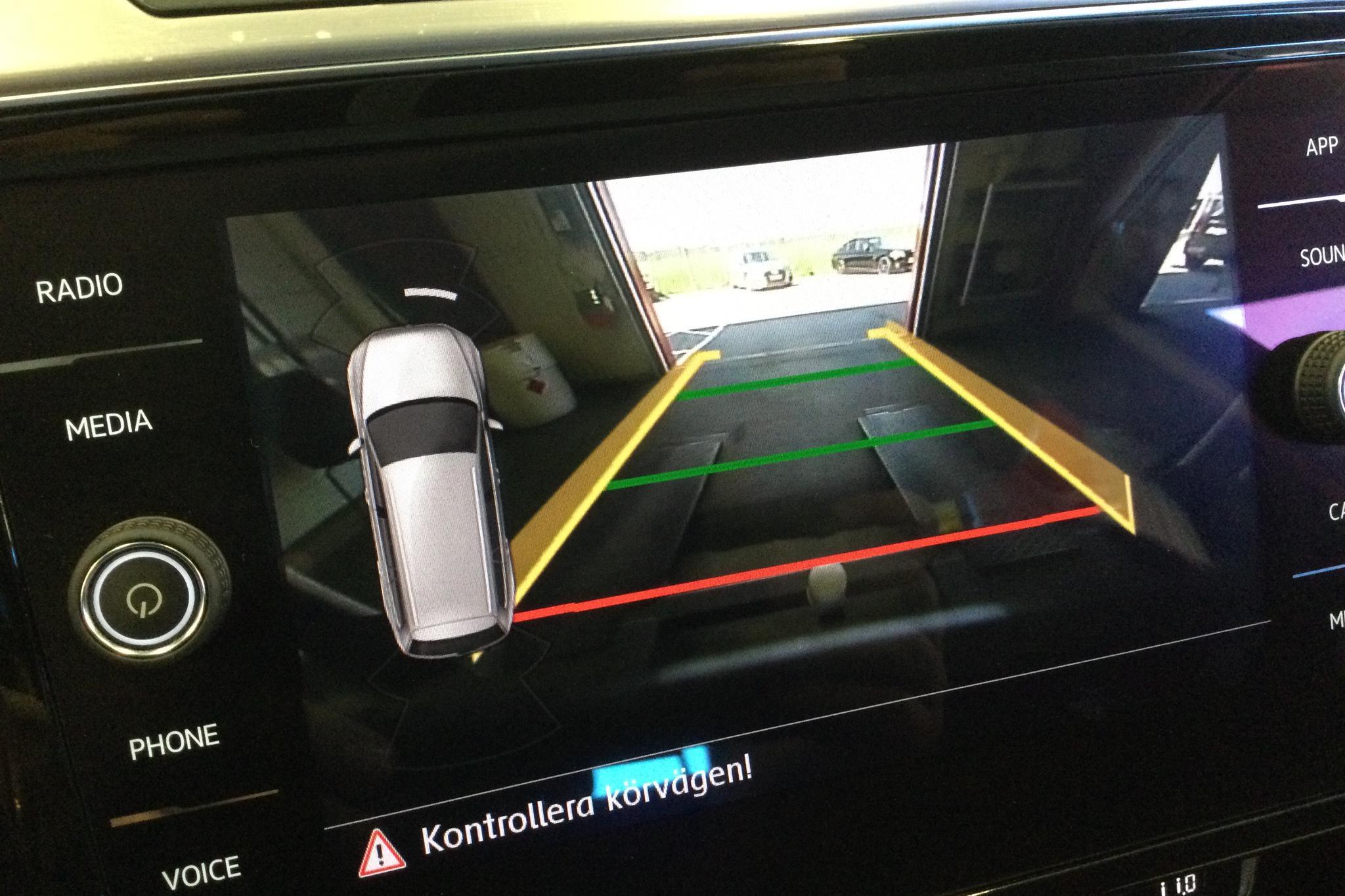 VW Passat 2.0 TDI Sportscombi (190hk) - 12 490 mil - Automat - Dark Grey - 2018