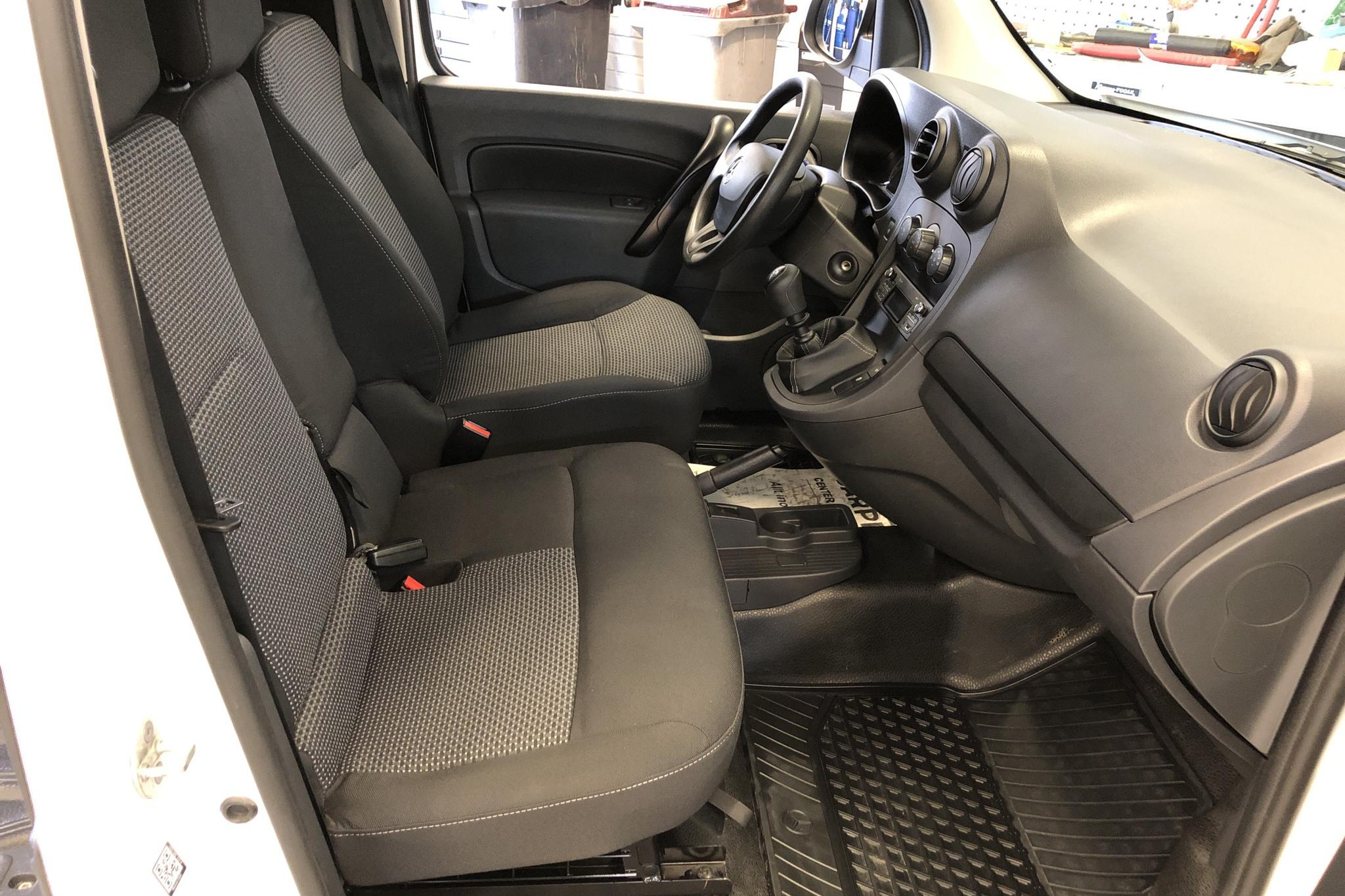 Mercedes Citan 109 1.5 CDI (95hk) - 13 110 km - Manual - white - 2020