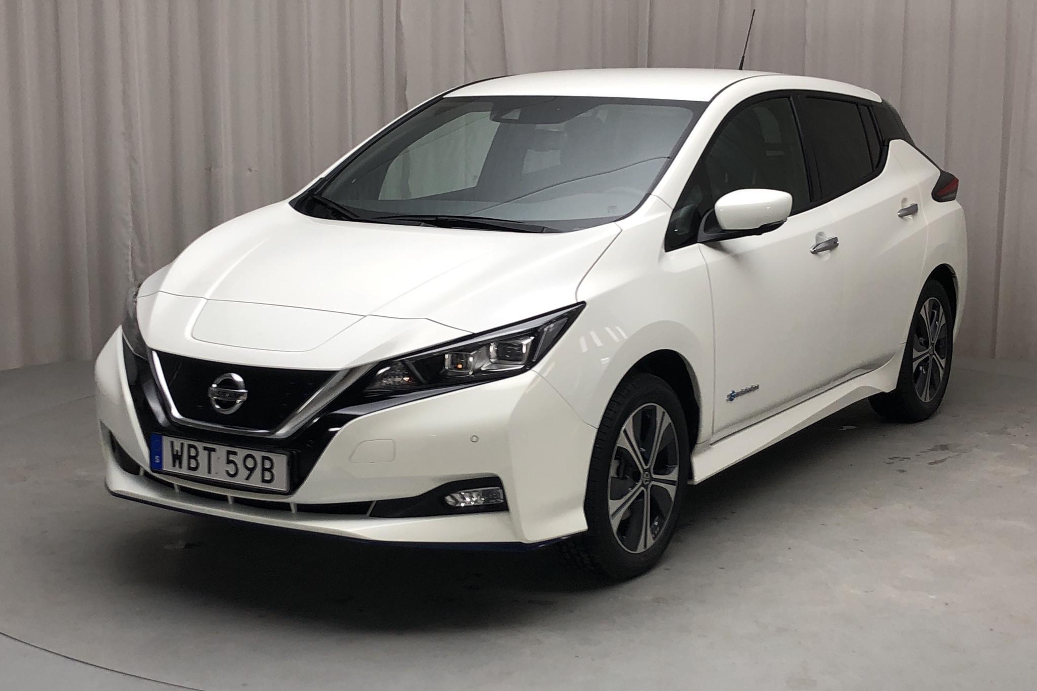 Nissan LEAF 5dr 62 kWh (214hk)