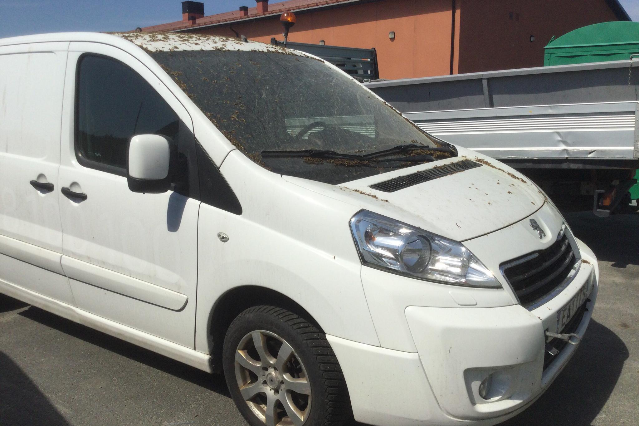 Peugeot Expert 2.0 HDI Skåp (128hk) - 0 mil - Manuell - vit - 2015
