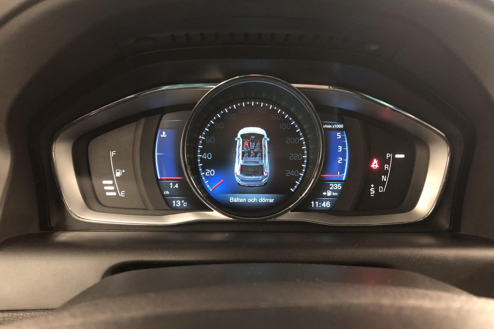 Volvo XC60 D4 AWD (181hk) - 105 810 km - Automatic - white - 2014