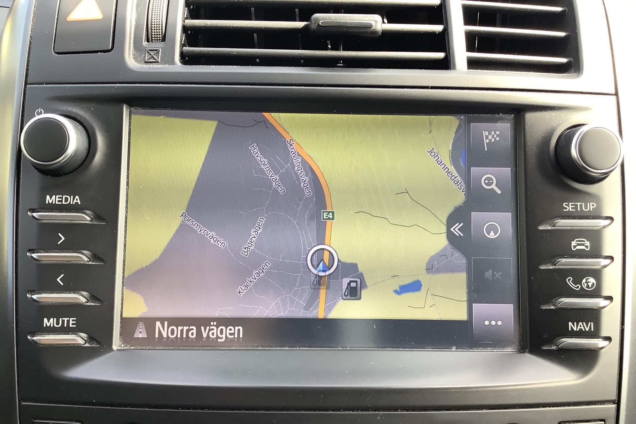 Toyota Verso VVT-i 1.8 (147hk) - 10 451 mil - Manuell - Dark Grey - 2016
