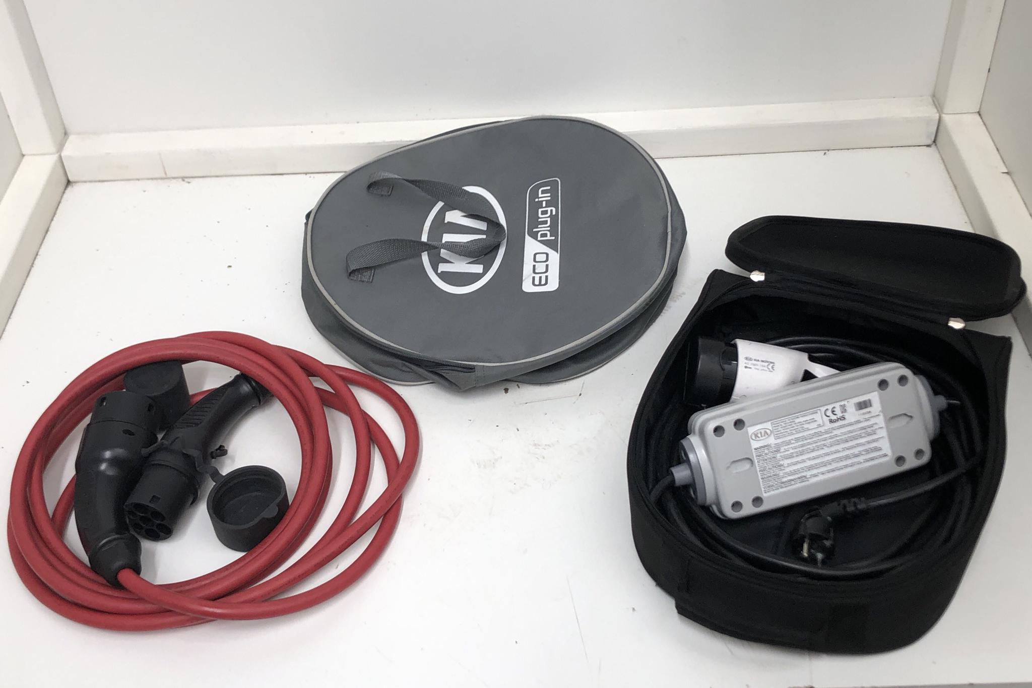 KIA Optima 2.0 GDi Plug-in Hybrid SW (205hk) - 5 692 mil - Automat - blå - 2018