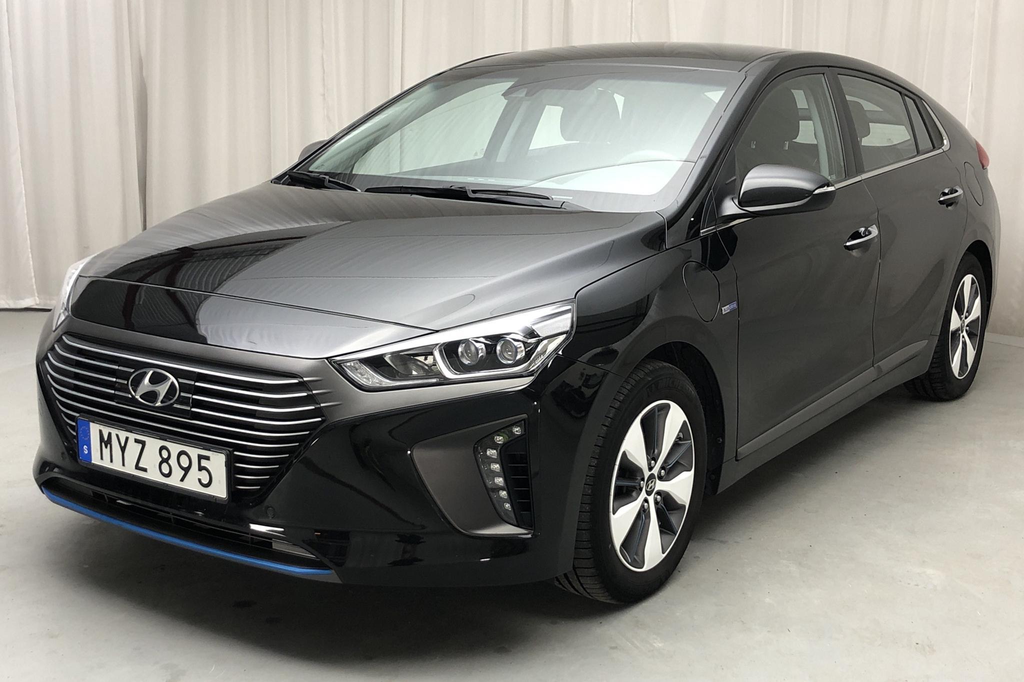 Hyundai IONIQ Plug-in (141hk)