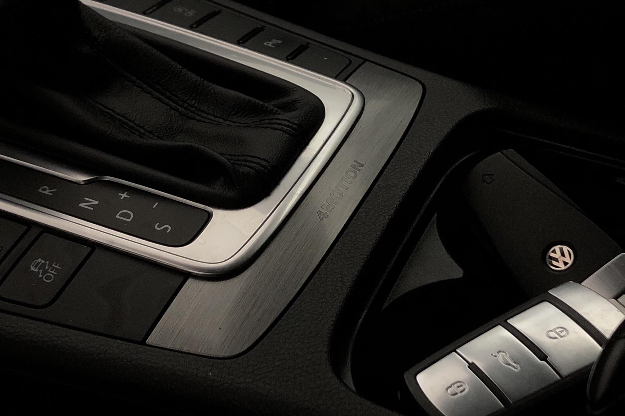 VW Passat 2.0 TDI BlueMotion Technology Variant 4Motion (170hk) - 139 380 km - Automatic - red - 2013