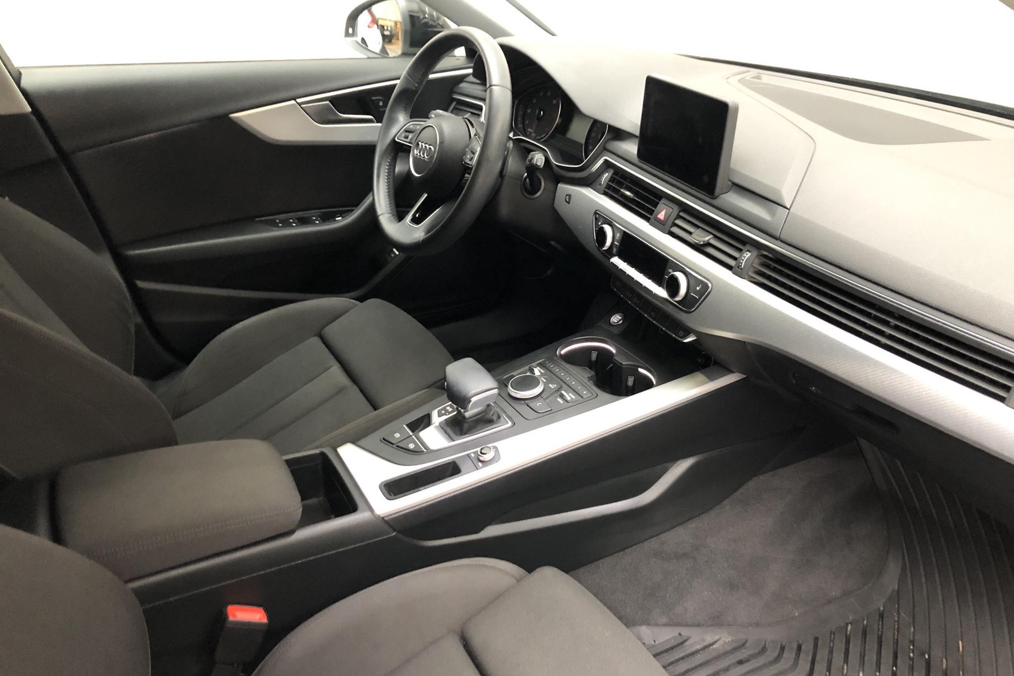 Audi A4 2.0 TFSI Avant (190hk) - 11 786 mil - Automat - svart - 2018