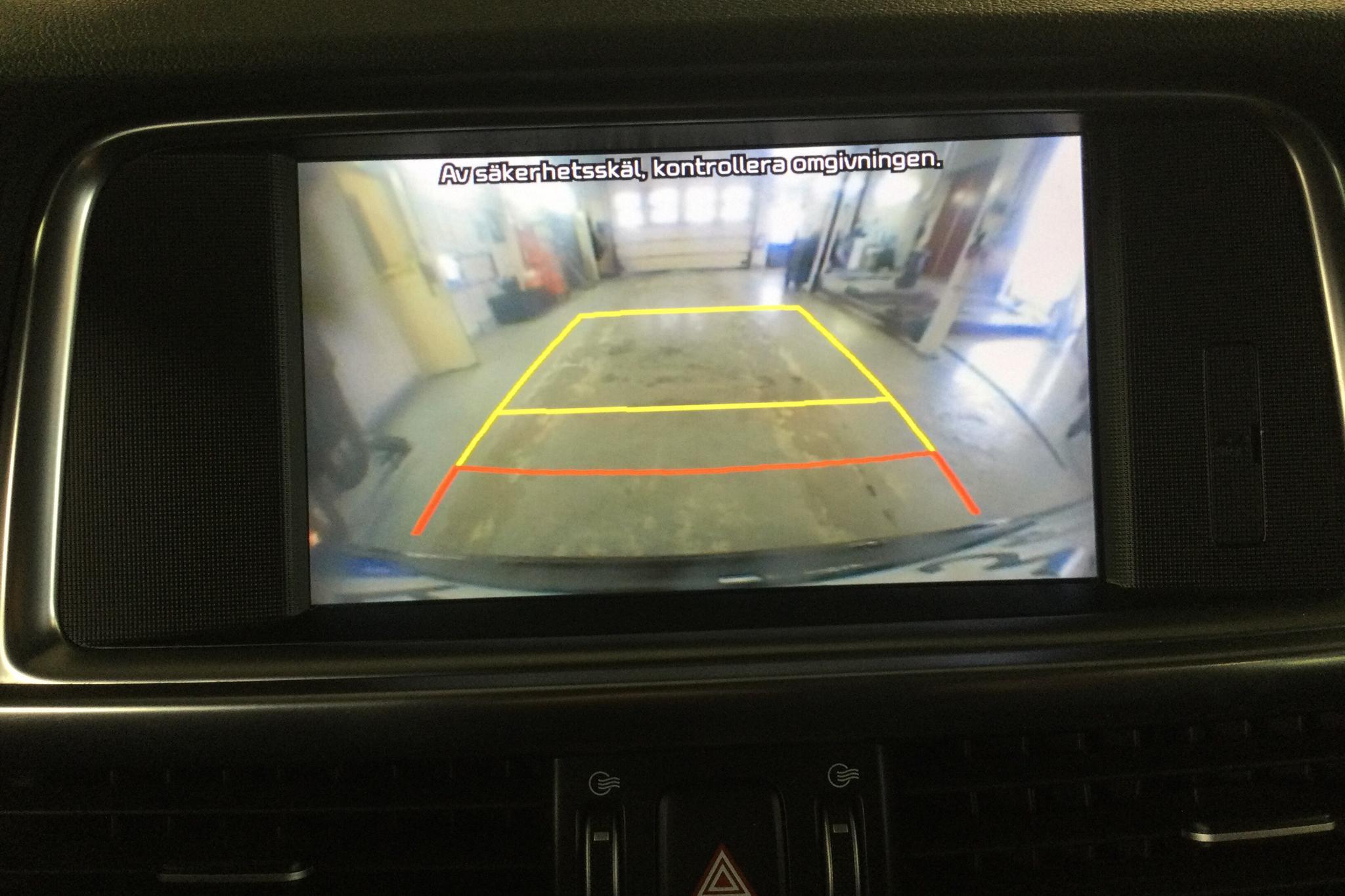 KIA Optima 2.0 GDi Plug-in Hybrid (205hk) - 75 020 km - Automatic - gray - 2017