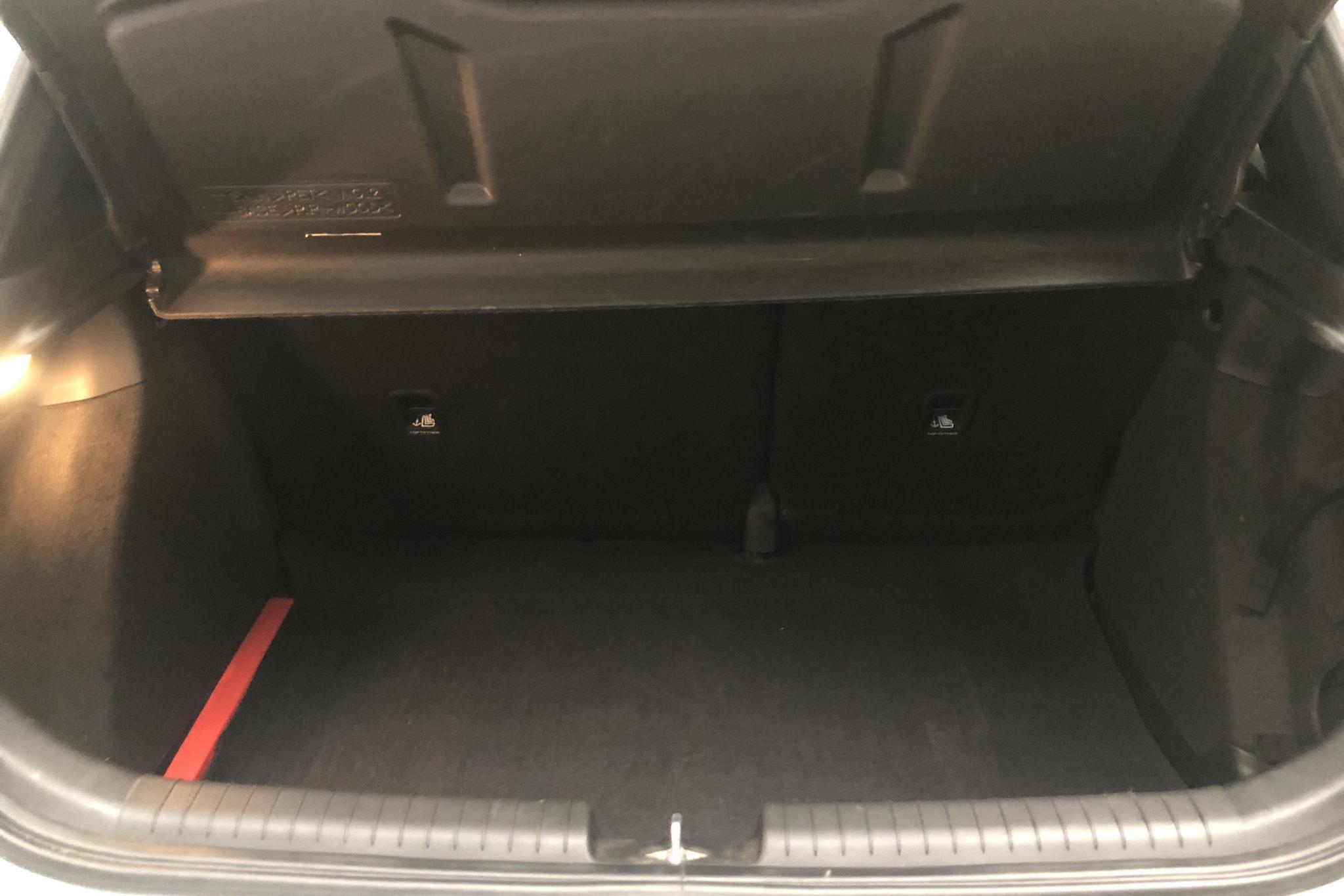 Hyundai i20 1.2 (84hk) - 82 920 km - Manual - white - 2016