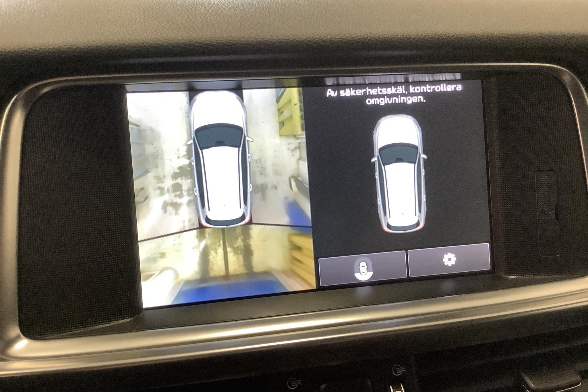 KIA Optima 2.0 GDi Plug-in Hybrid SW (205hk) - 3 402 mil - Automat - grå - 2018
