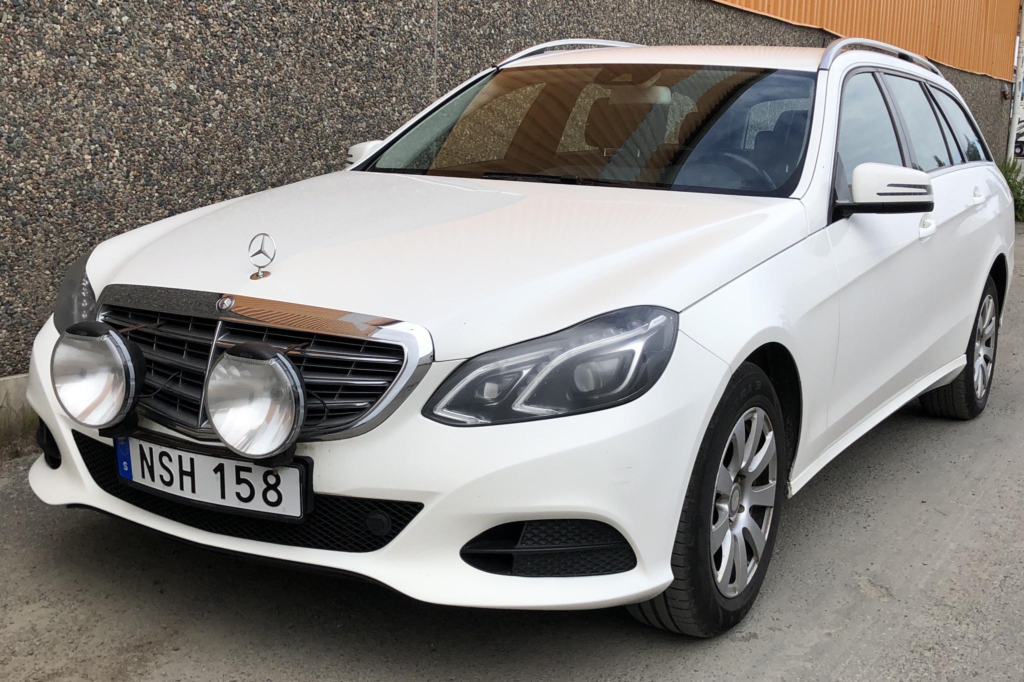 Mercedes E 220 CDI BlueTEC Kombi S212 (170hk)