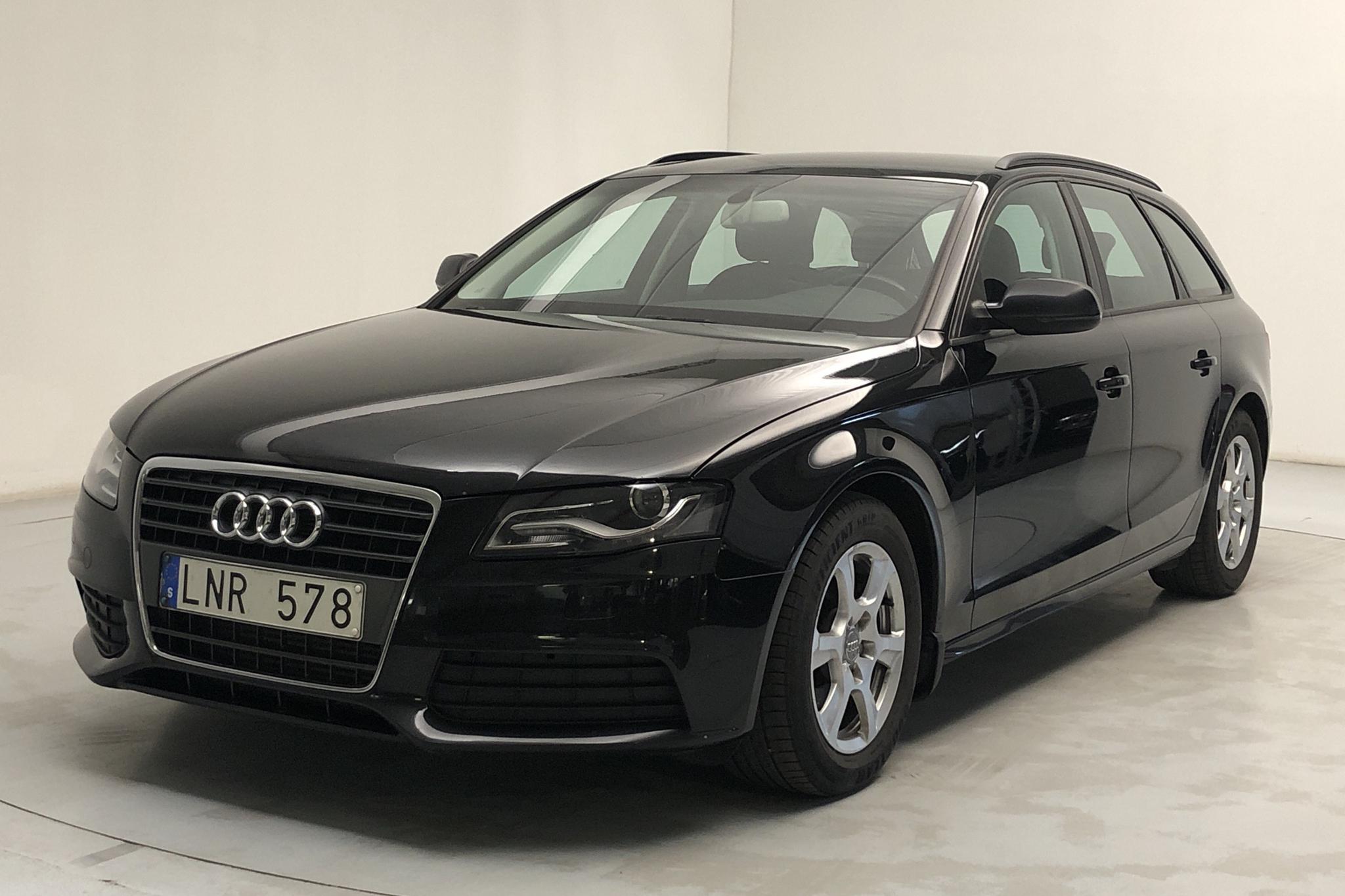 Audi A4 2.0 TDI e Avant (136hk)
