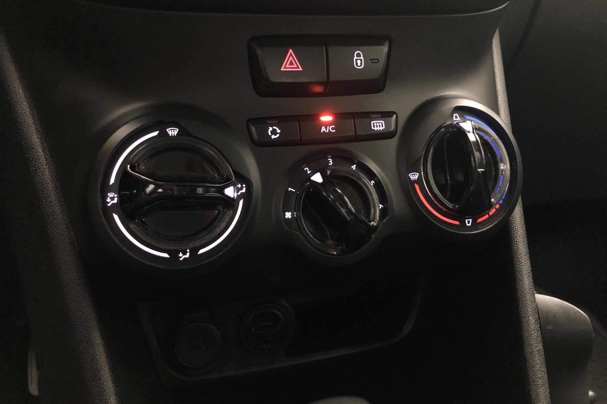 Peugeot 208 BlueHDi 5dr (100hk) - 88 750 km - Manual - white - 2016