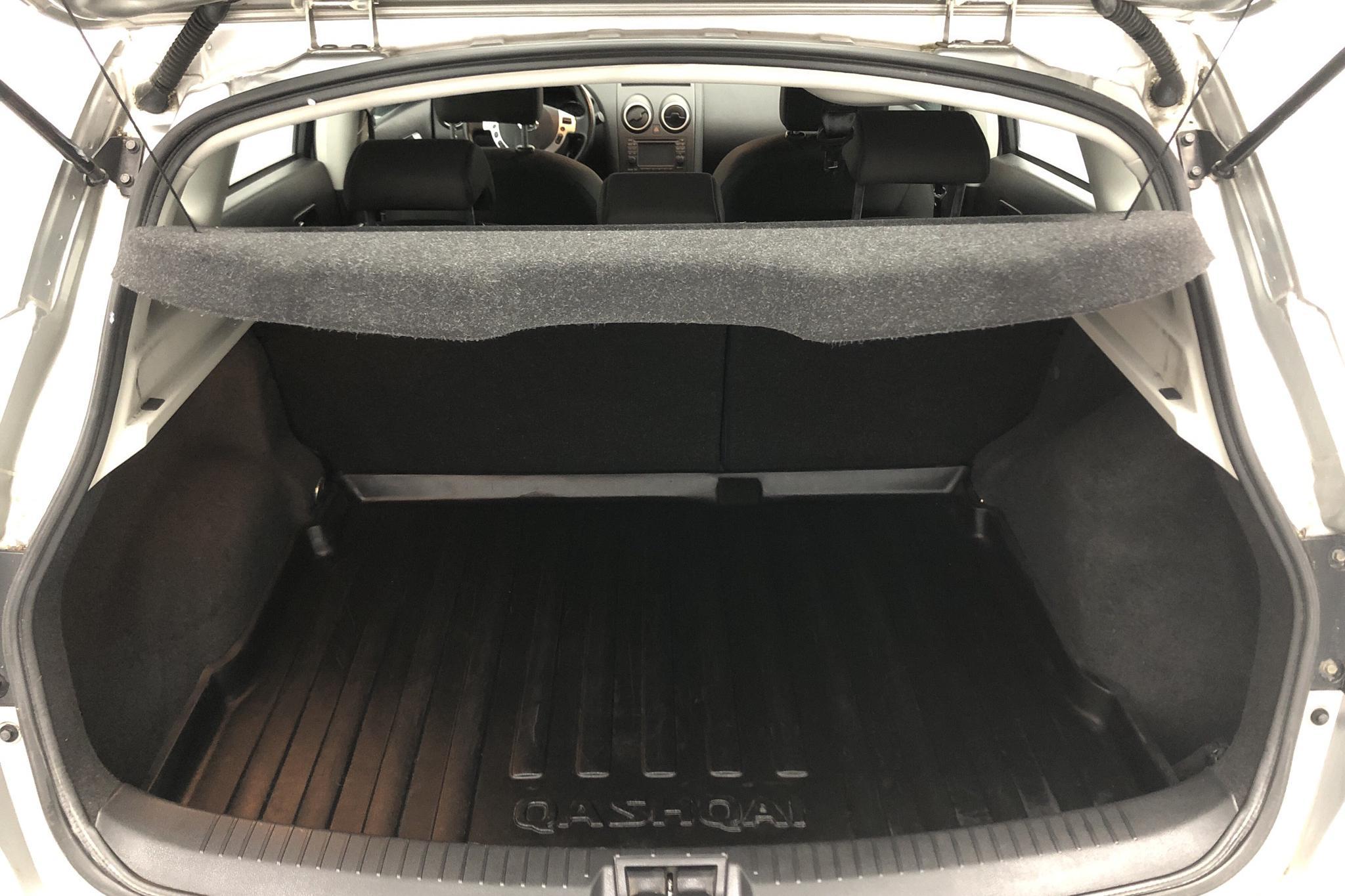 Nissan Qashqai 1.6 dCi (130hk) - 176 970 km - Manual - silver - 2012