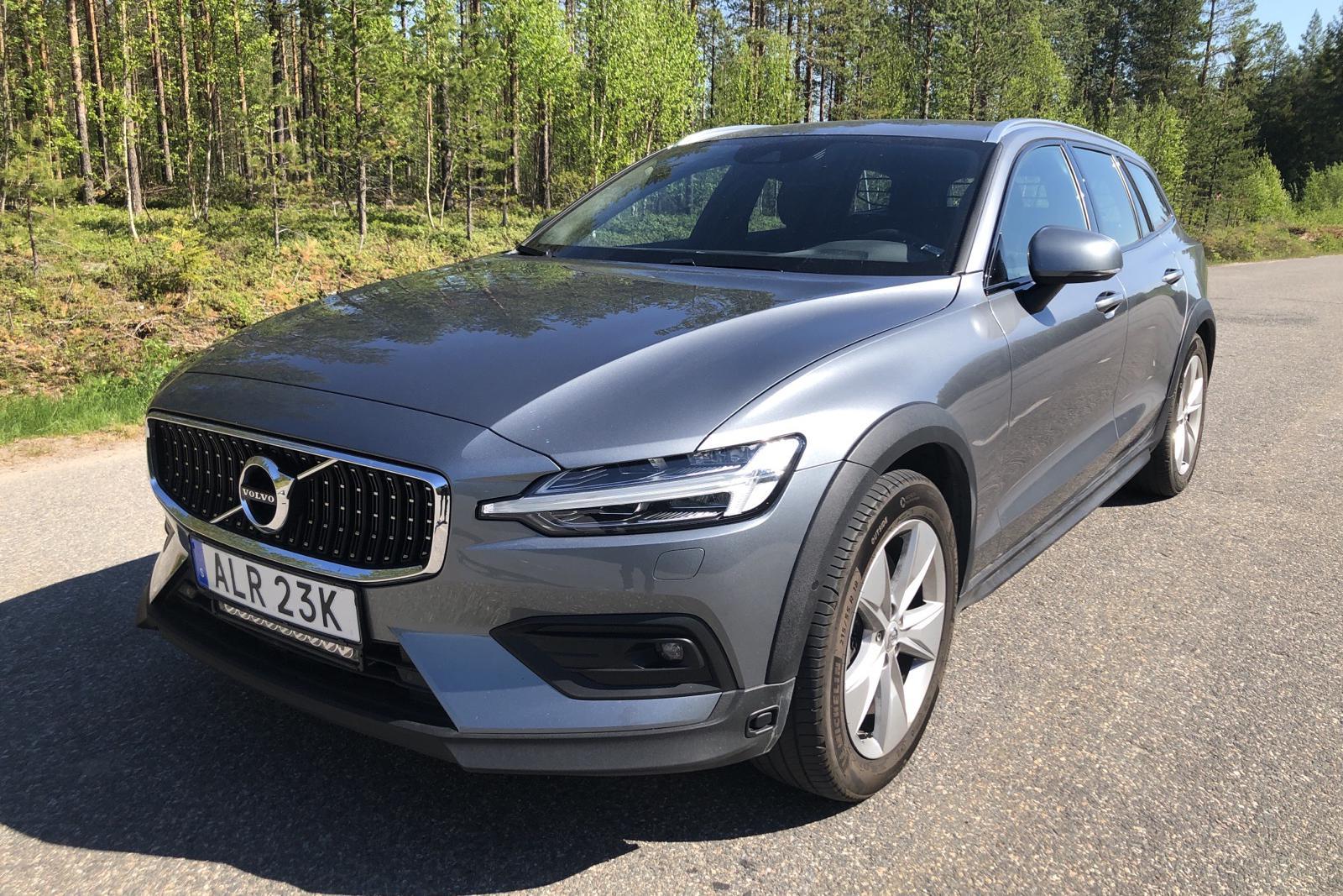 Volvo V60 D4 Cross Country AWD (190hk) - 20 340 km - Automatic - gray - 2019