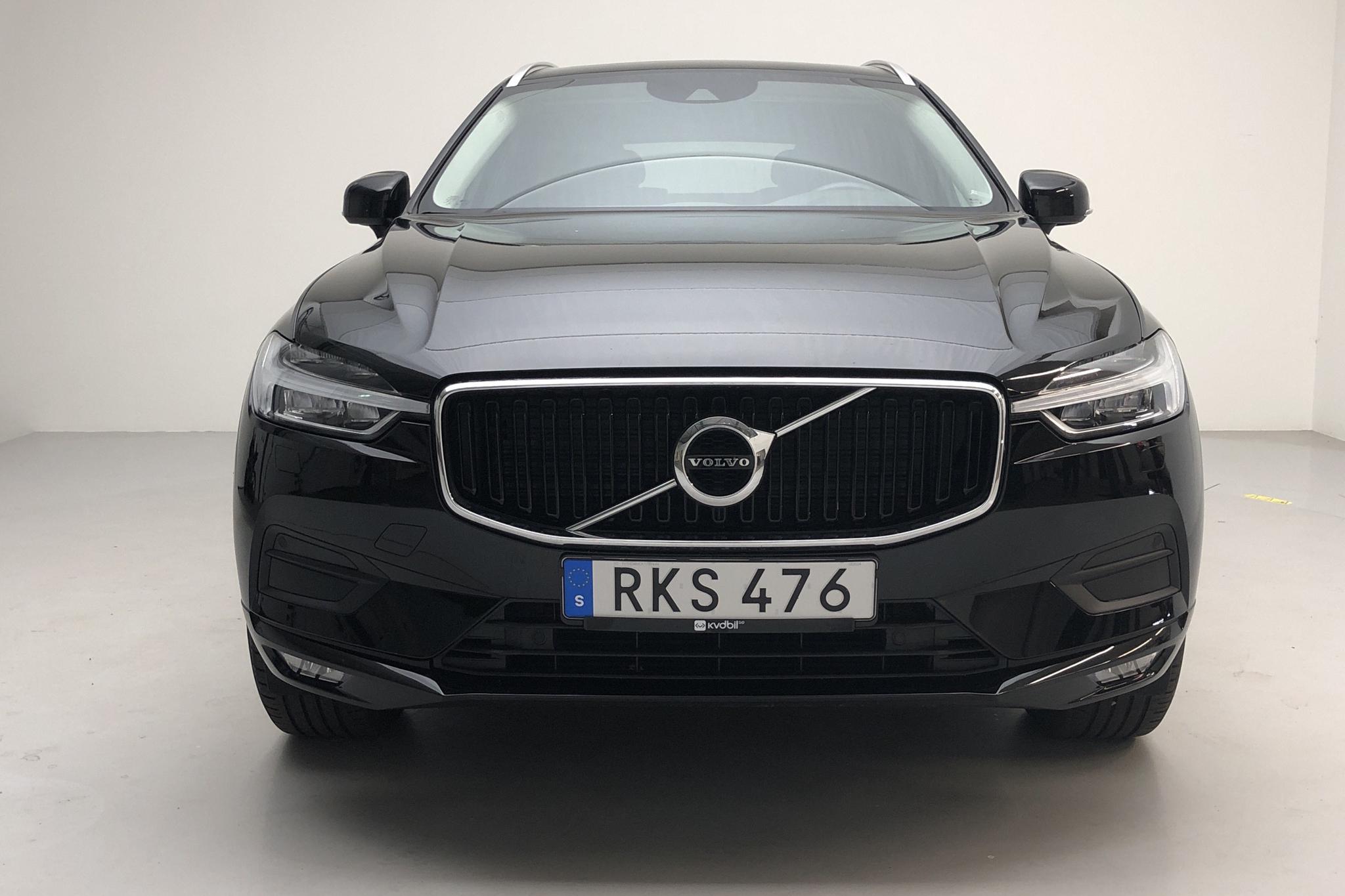 Volvo XC60 D4 AWD (190hk) - 44 420 km - Automatic - black - 2019