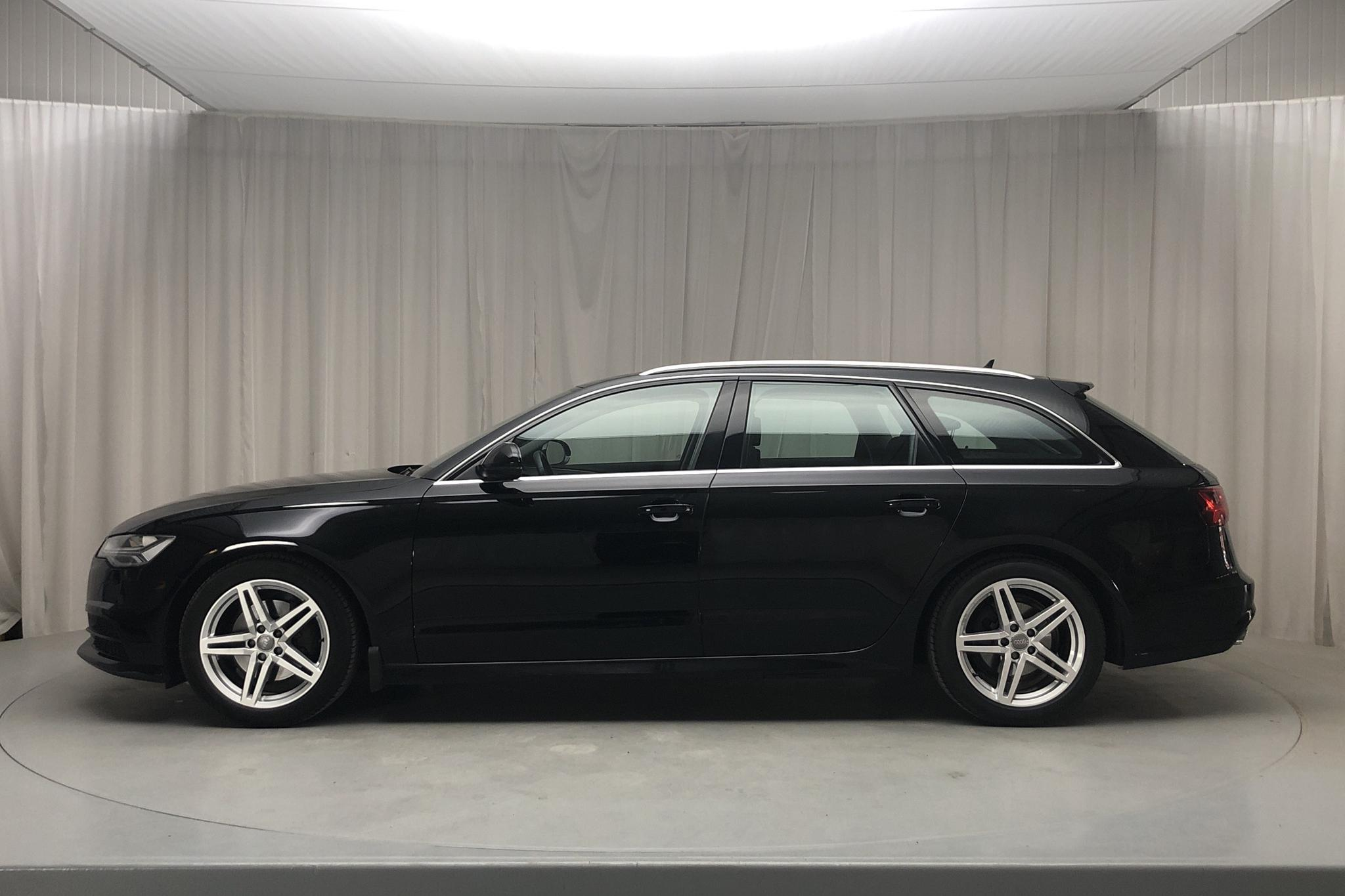 Audi A6 2.0 TDI Avant (190hk) - 9 131 mil - Automat - svart - 2018