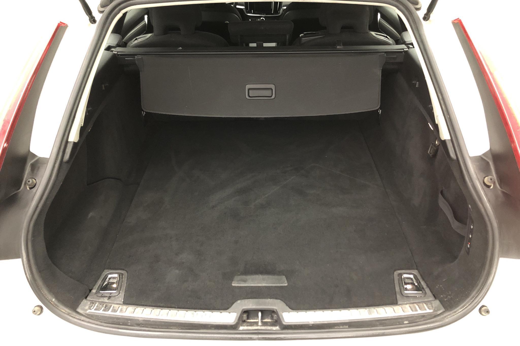 Volvo V90 D3 AWD (150hk) - 106 370 km - Automatic - white - 2019