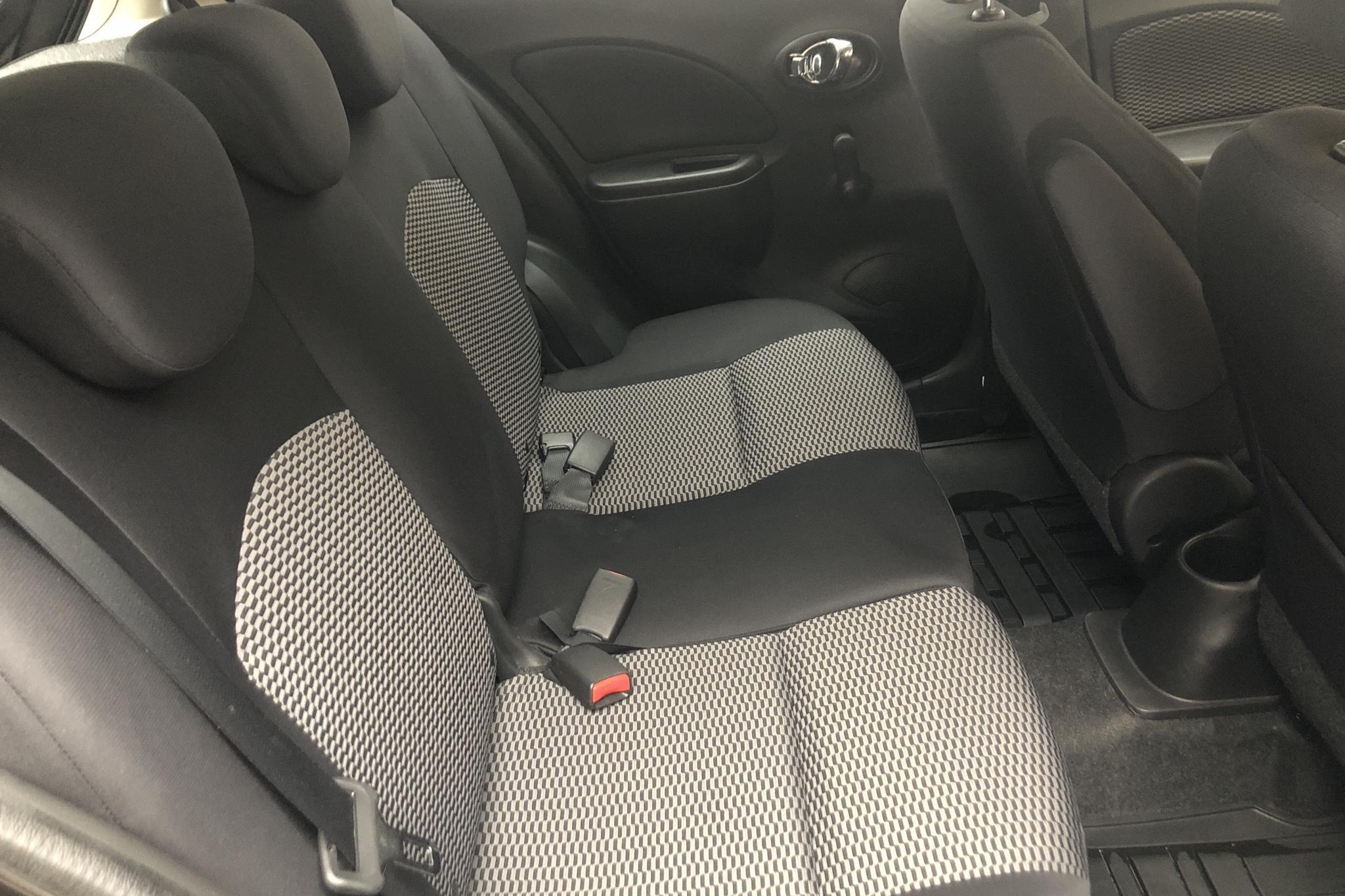 Nissan Micra 1.2 5dr (80hk) - 2 013 mil - Manuell - 2016