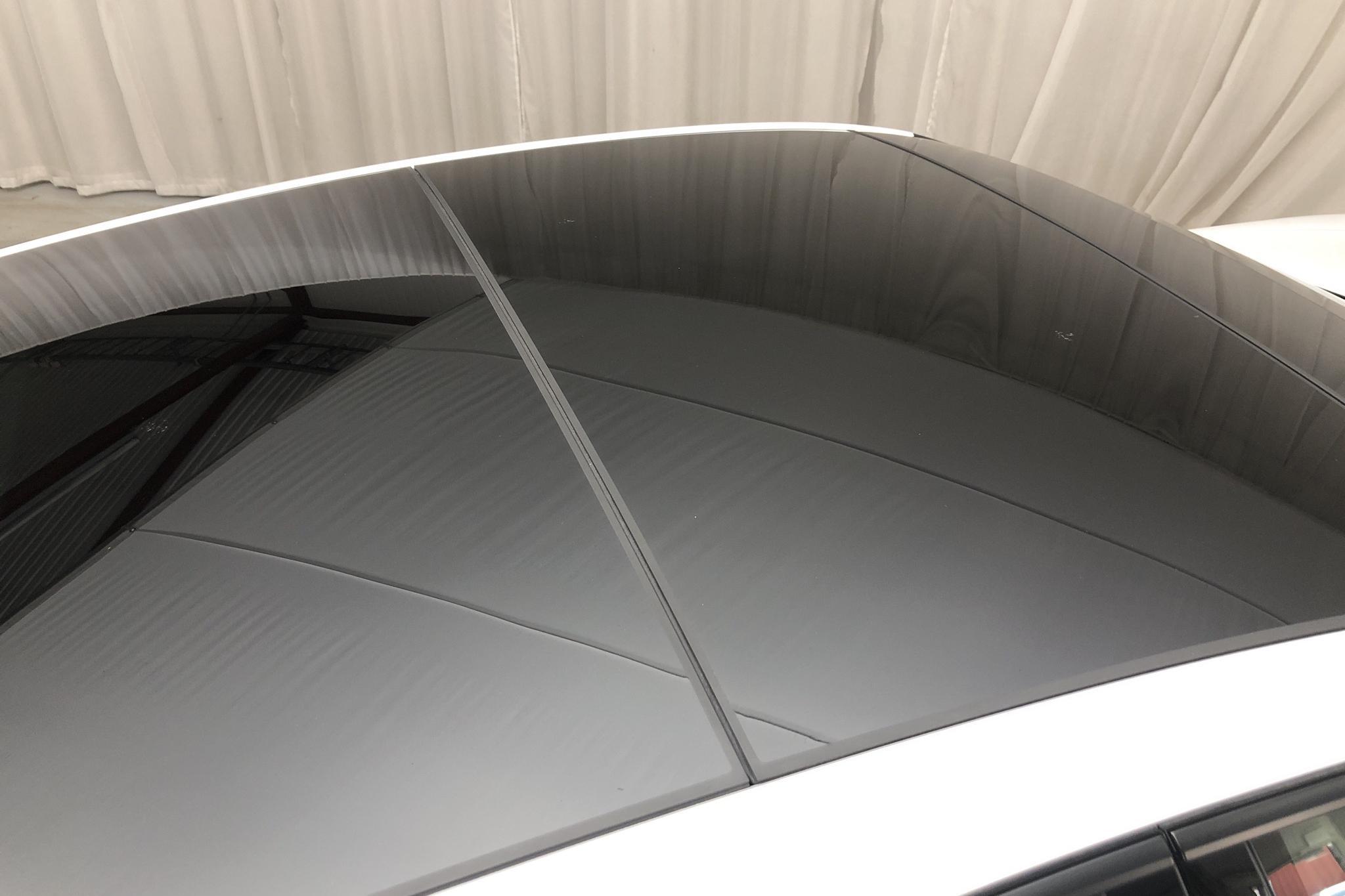 Porsche Panamera 4 E-hybrid (462hk) - 5 417 mil - Automat - vit - 2018