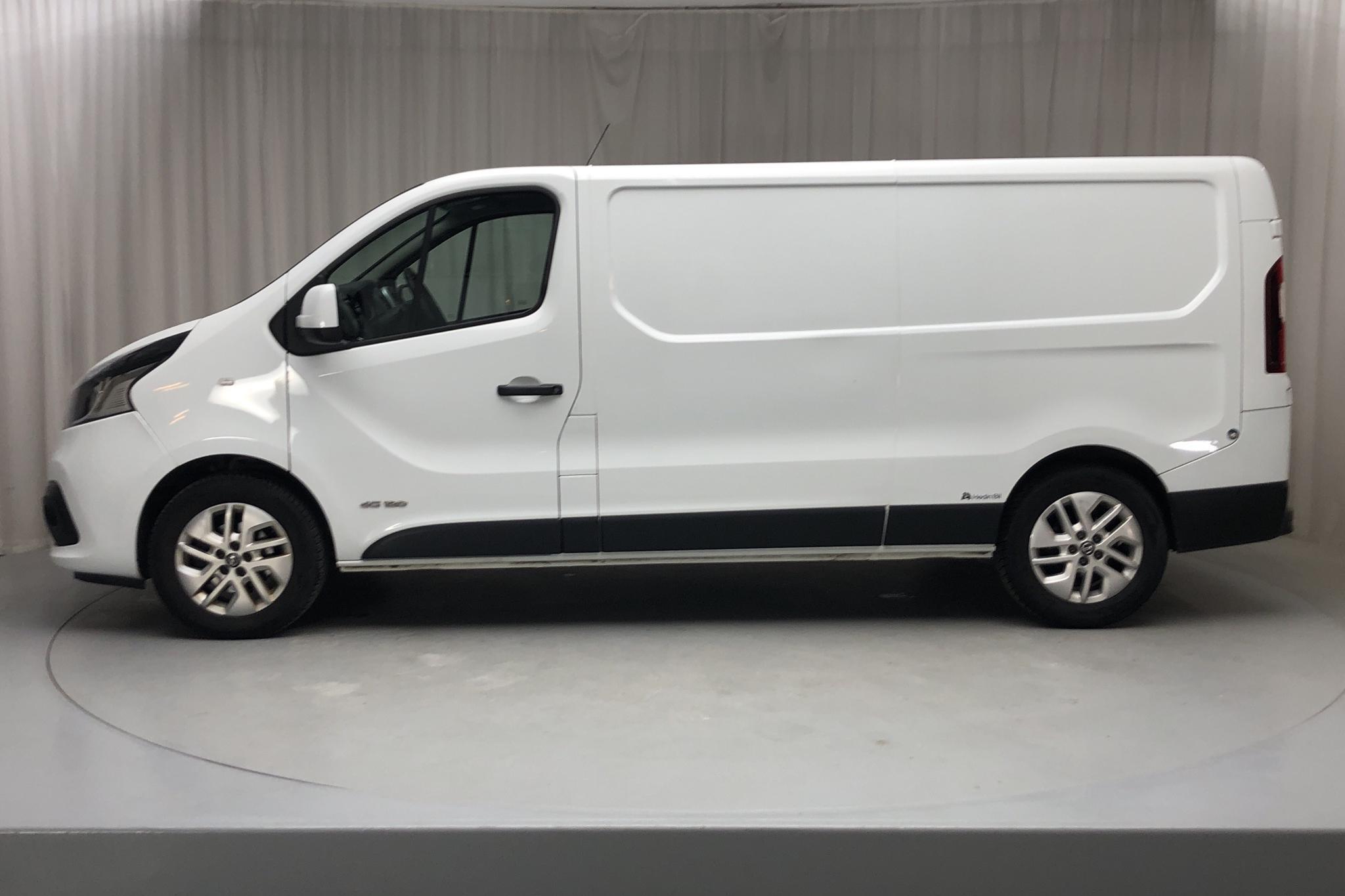 Nissan NV300 1.6 dCi (120hk) - 8 479 mil - Manuell - vit - 2017