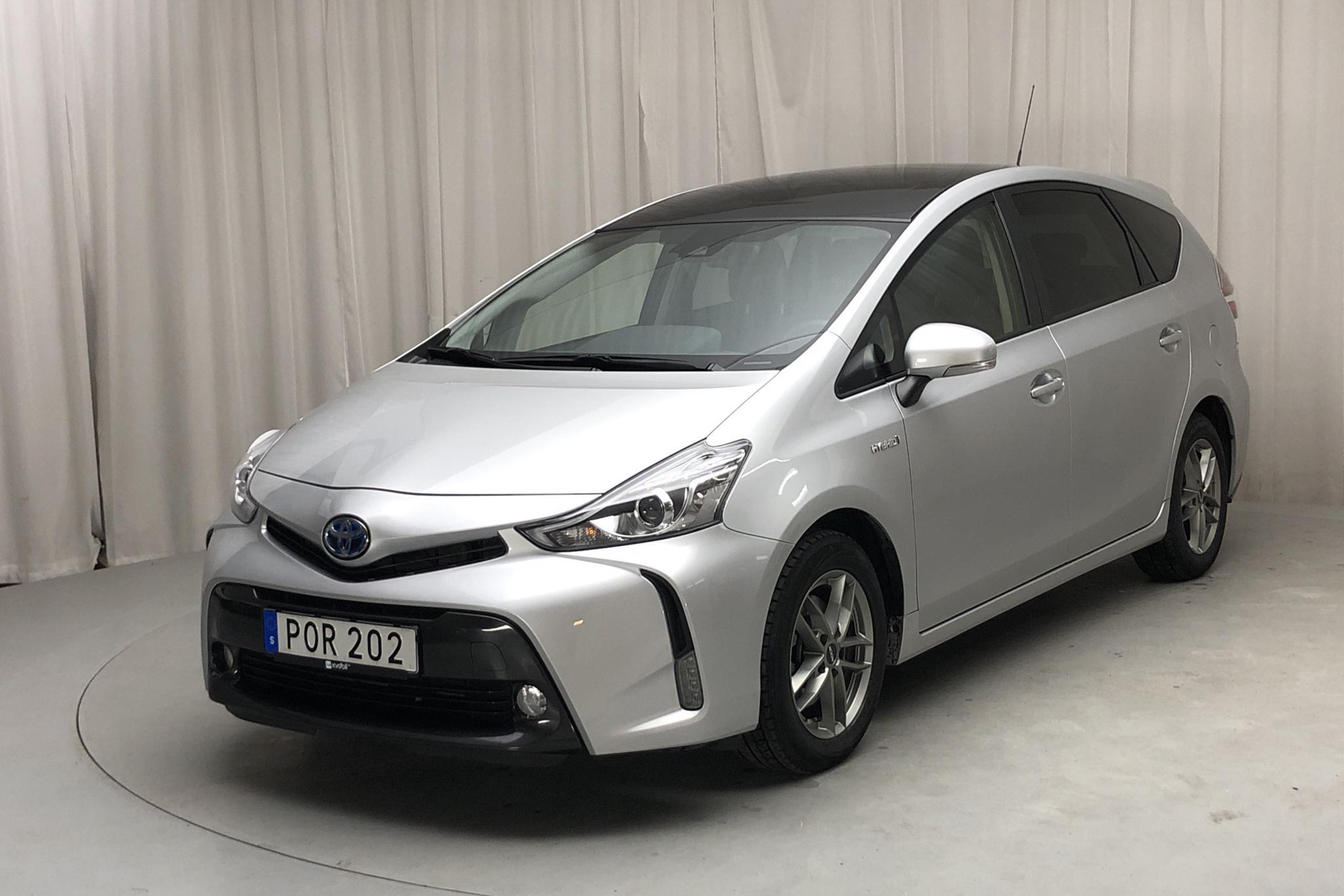 Toyota Prius+ 1.8 Hybrid (99hk)
