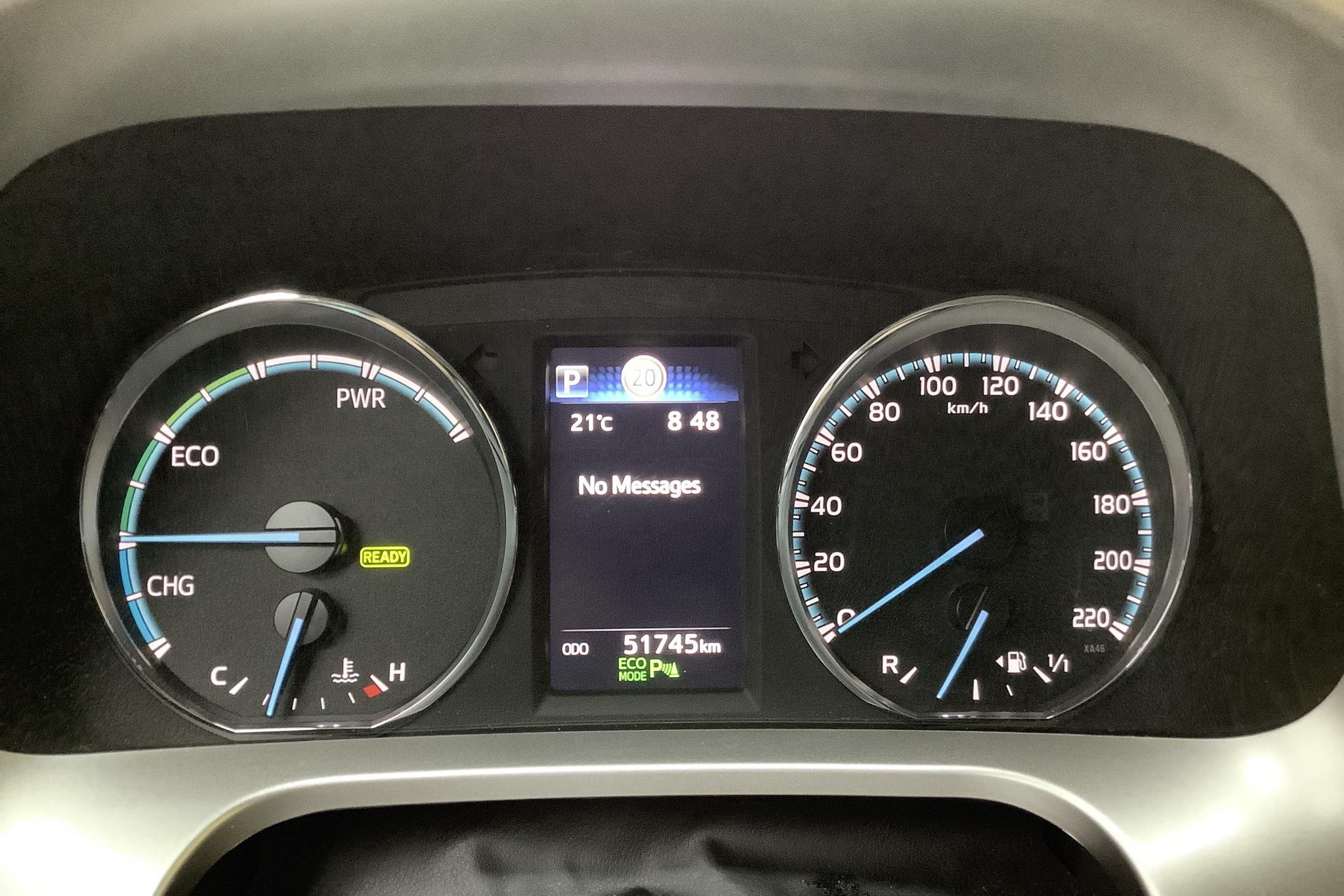 Toyota RAV4 2.5 HSD AWD (197hk) - 51 750 km - Automatic - white - 2018