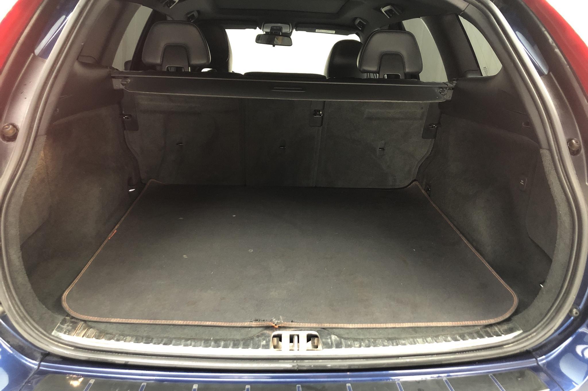 Volvo XC60 D4 AWD (181hk) - 12 884 mil - Automat - blå - 2015