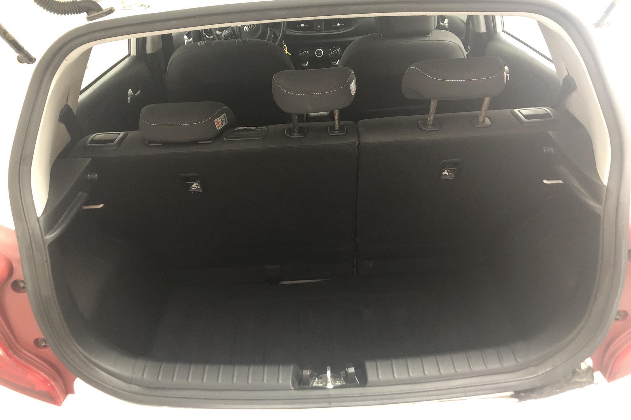 KIA Picanto 1.0 5dr (67hk) - 125 230 km - Manual - white - 2018