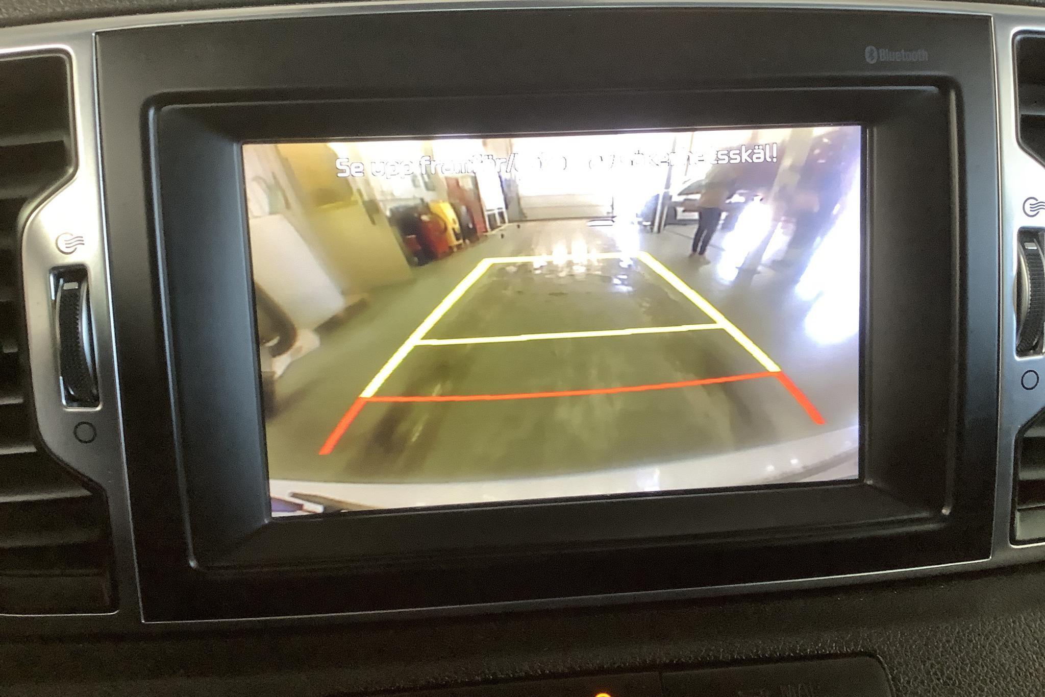 KIA Sportage 2.0 CRDi AWD (184hk) - 20 746 mil - Automat - vit - 2016