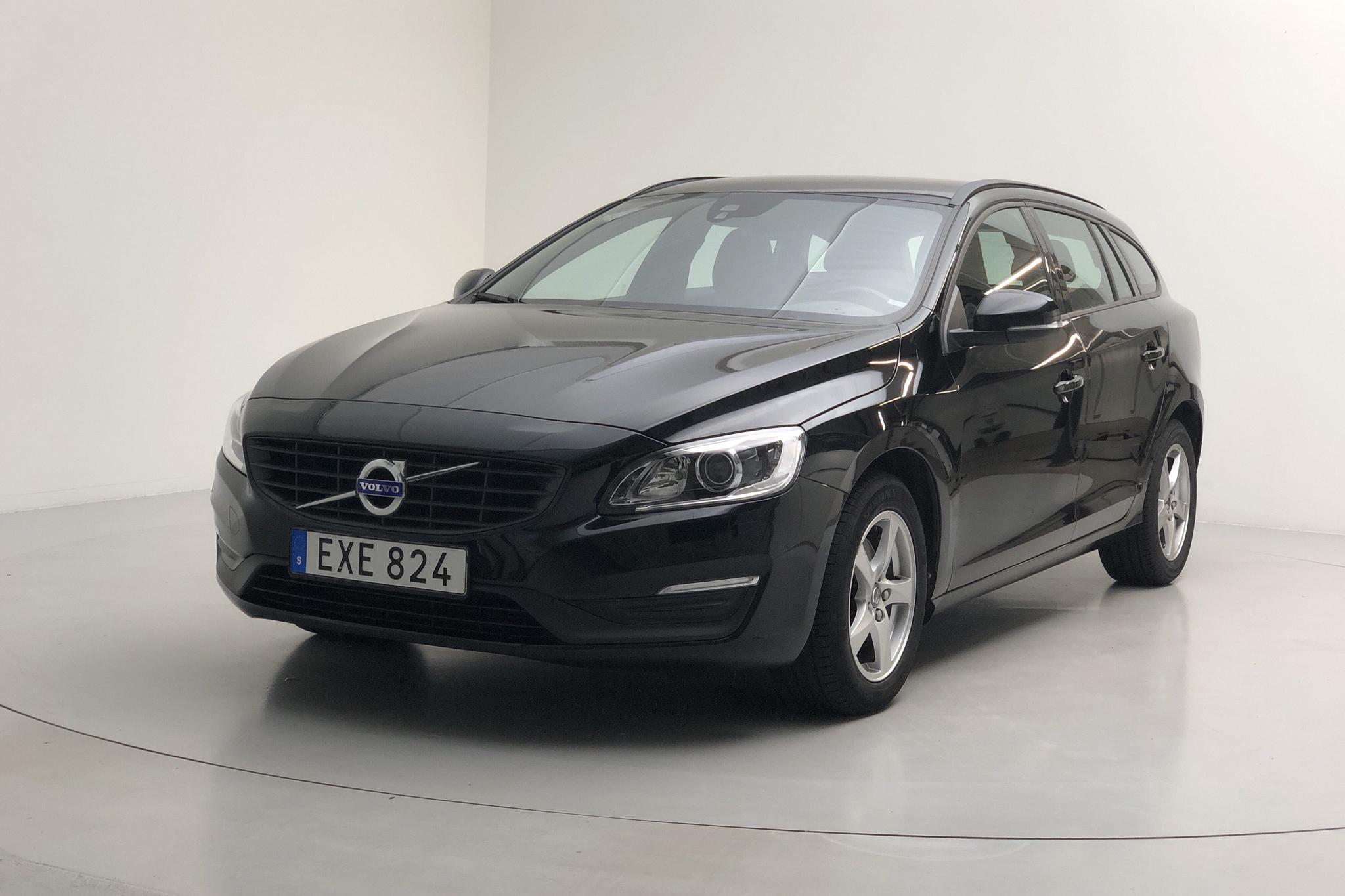 Volvo V60 T3 (152hk) - 74 090 km - Automatic - black - 2018
