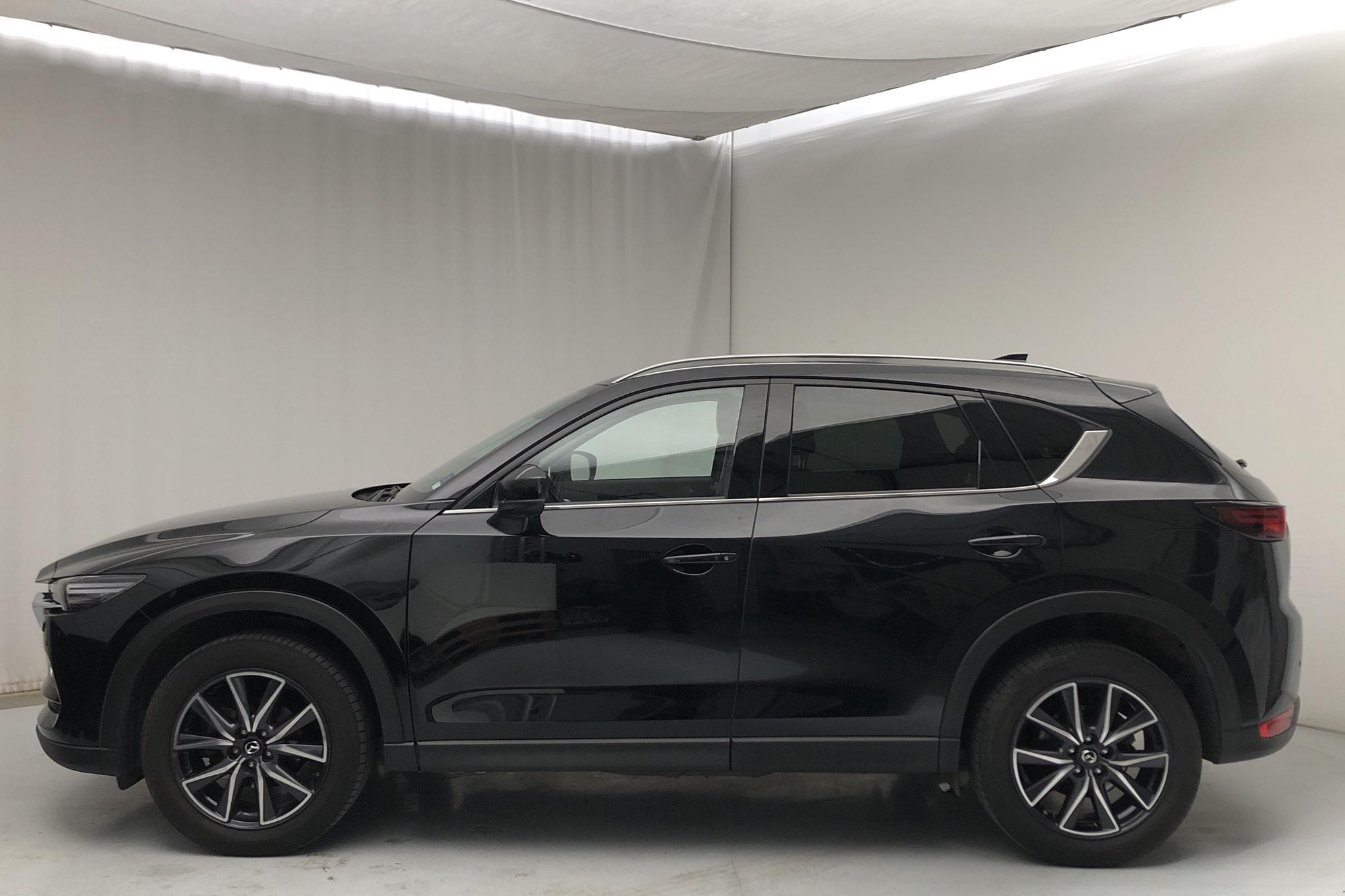 Mazda CX-5 2.5 AWD (194hk) - 6 290 mil - Automat - svart - 2018