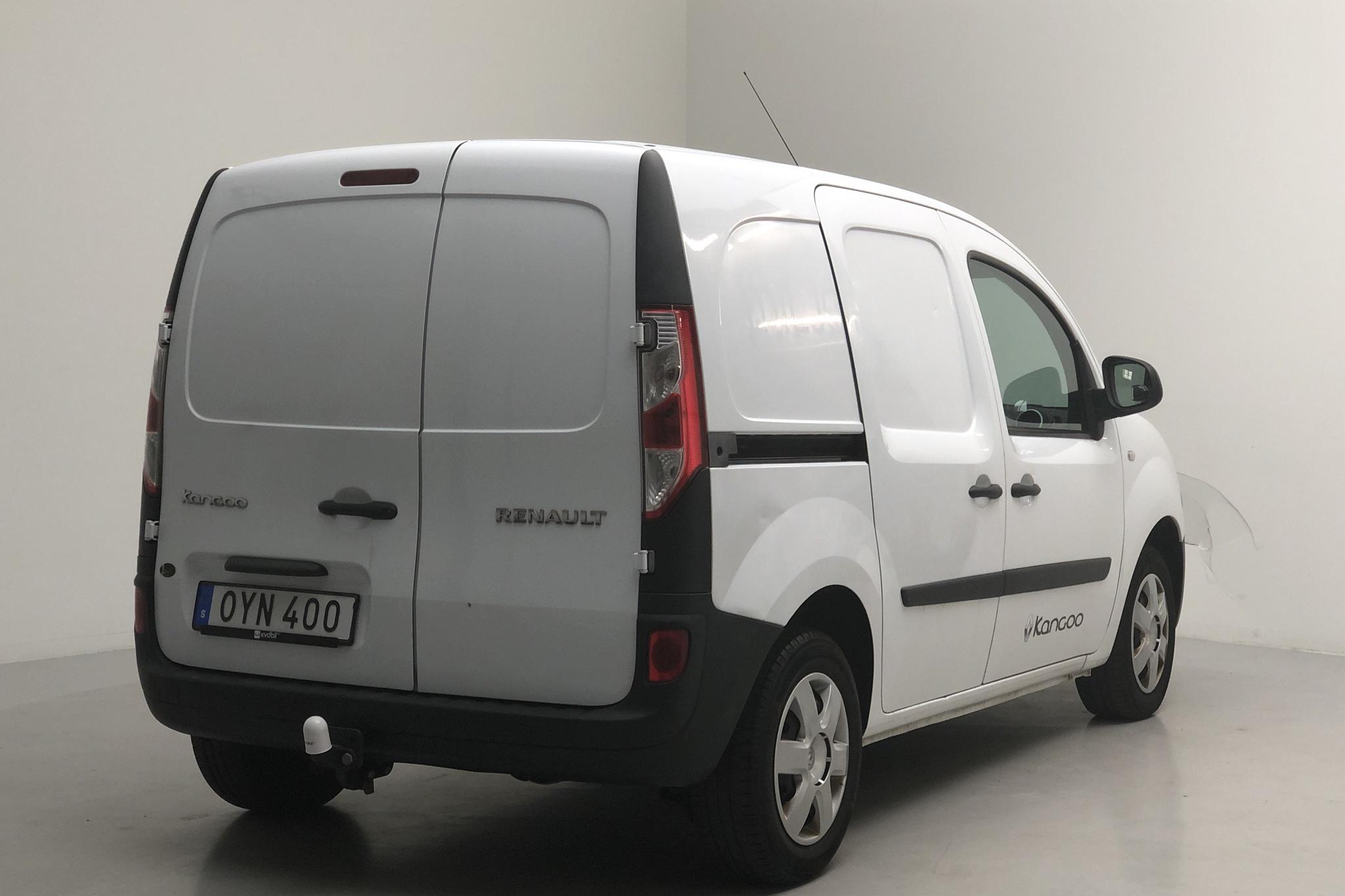 Renault Kangoo 1.5 dCi Skåp (75hk) - 145 930 km - Manual - white - 2016