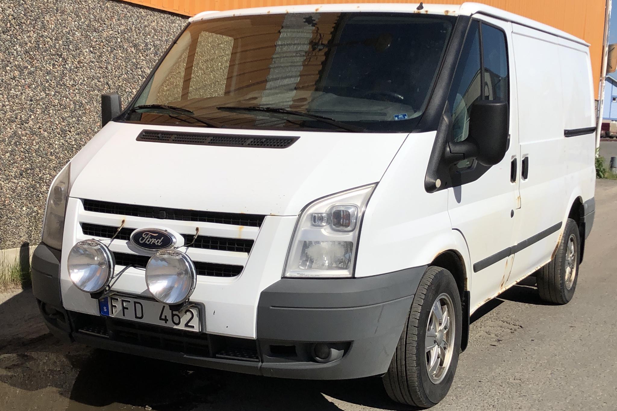Ford Transit 300 2.2 TDCi Skåp (115hk)
