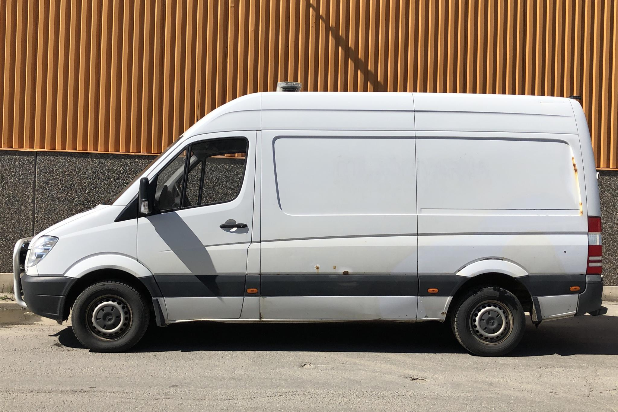 Mercedes Sprinter 313 CDI (129hk) - 15 699 mil - Manuell - vit - 2012