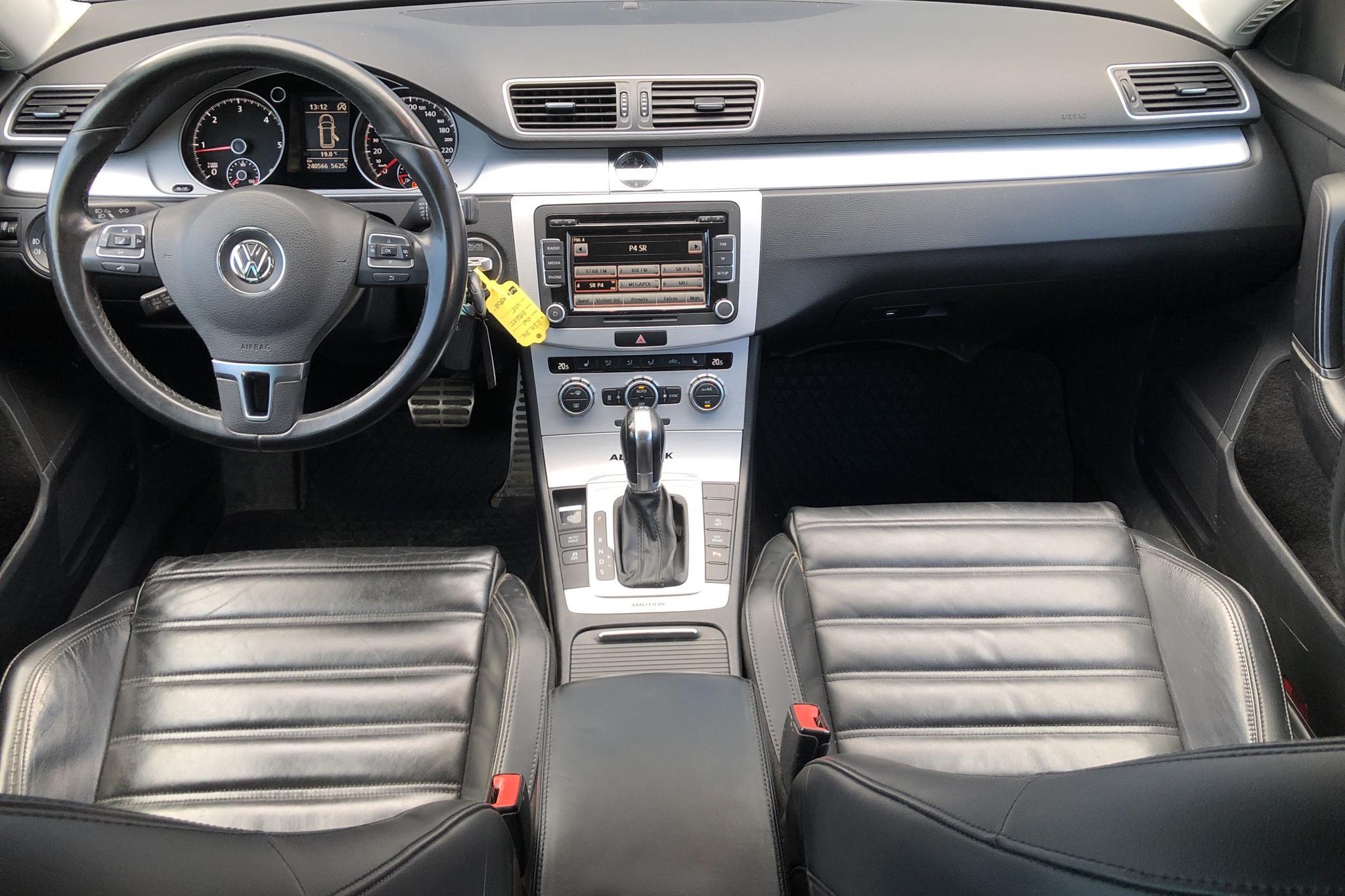VW Passat Alltrack 2.0 TDI BlueMotion Technology 4Motion (177hk) - 240 570 km - Automatic - white - 2014