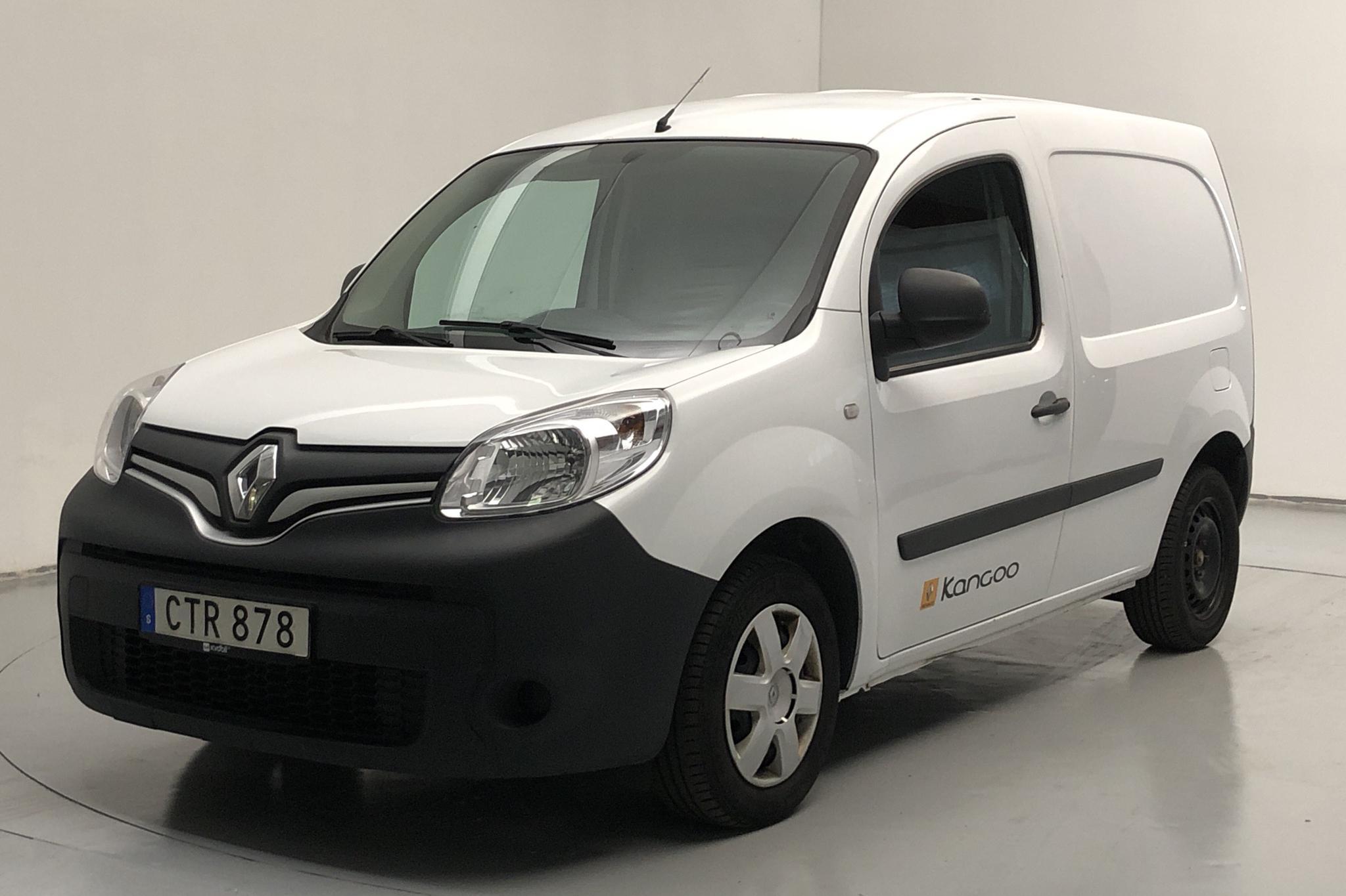 Renault Kangoo 1.5 dCi Skåp (75hk)