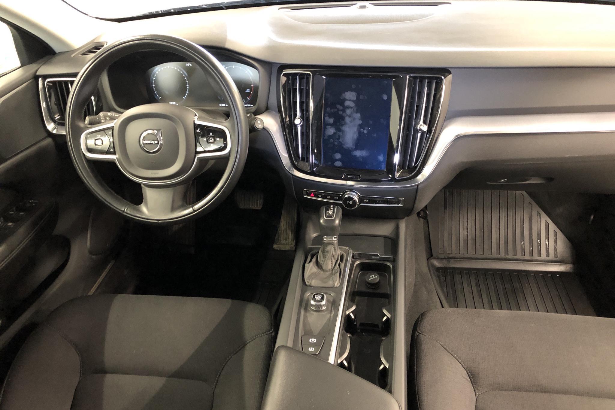Volvo V60 D3 (150hk) - 13 944 mil - Automat - svart - 2019