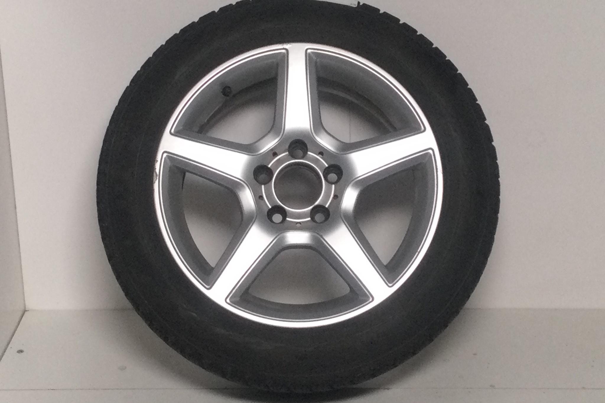 Mercedes C 220 CDI BlueEfficiency Kombi S204 (170hk) - 244 270 km - Automatic - Dark Grey - 2011