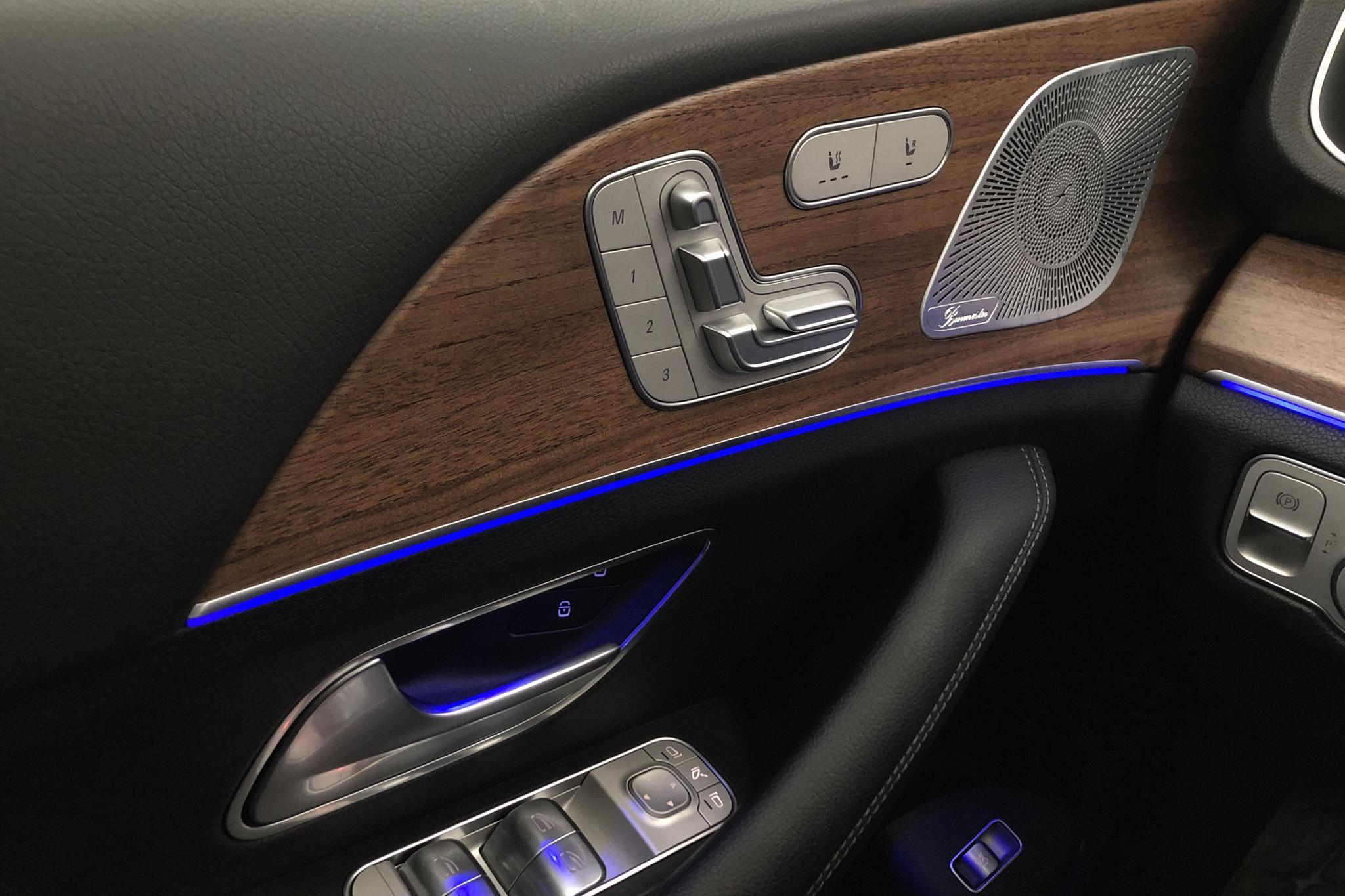 Mercedes GLE 350 de 4MATIC V167 (320hk) - 890 mil - Automat - grön - 2021
